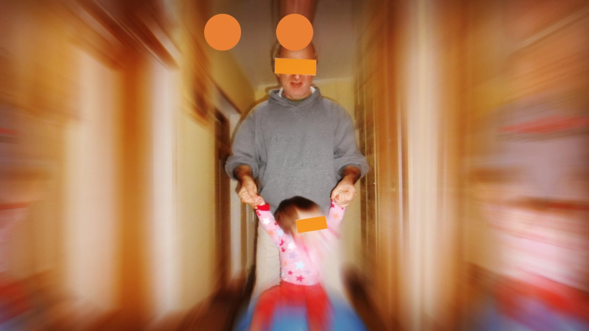 Stulna barn: Bortförd