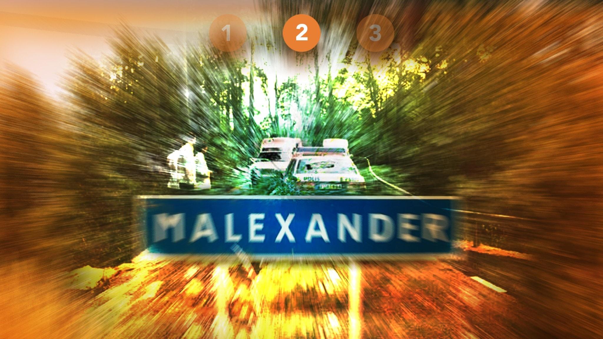 Malexander: En polismördare erkänner