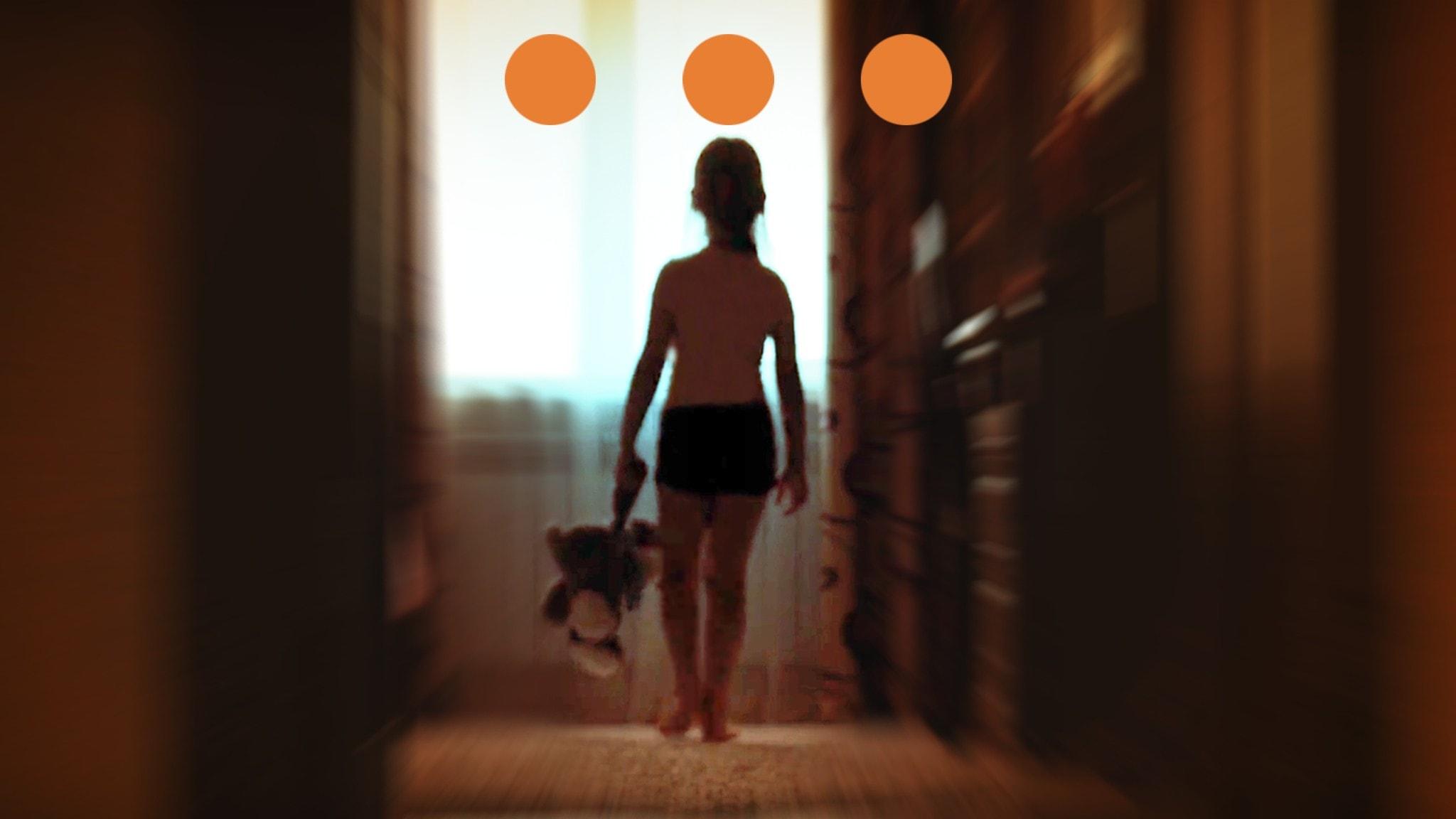 Barnen i vårdnadstvisterna: Vi tvingades till förövaren