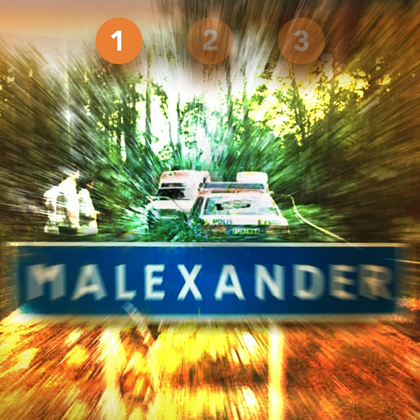 Malexander: Min pappa var odödlig