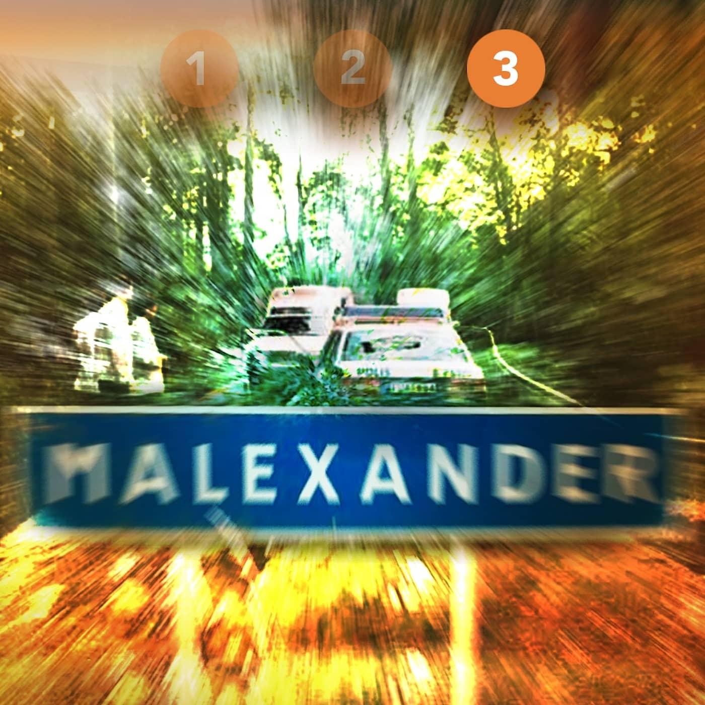 Malexander: Min bror Tony Olsson