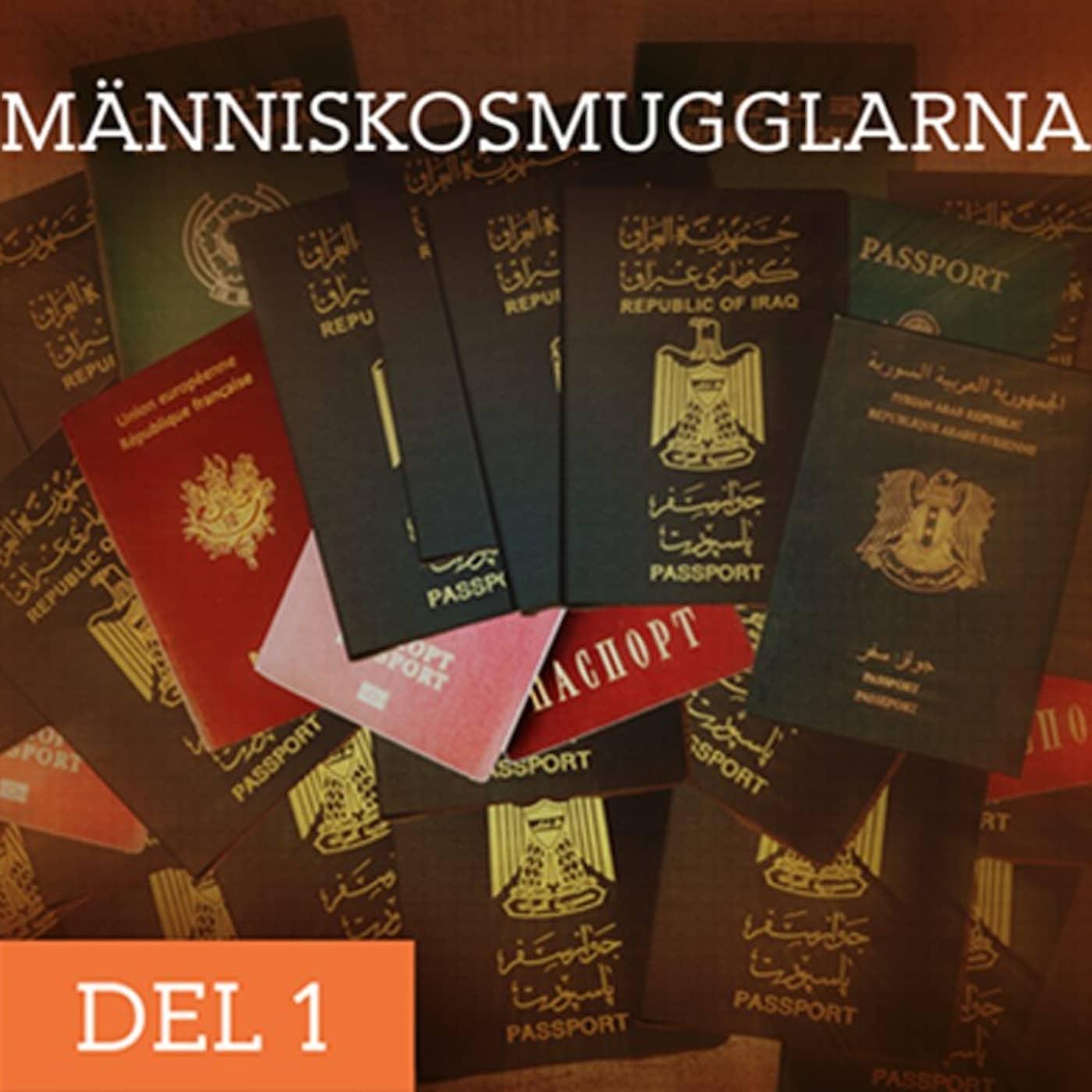 Människosmugglarna – Smugglarkungen i Istanbul