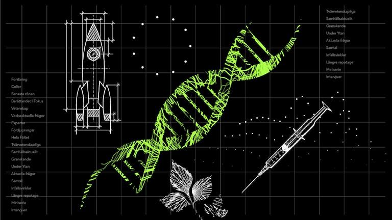Programbild för Vetenskapspodden