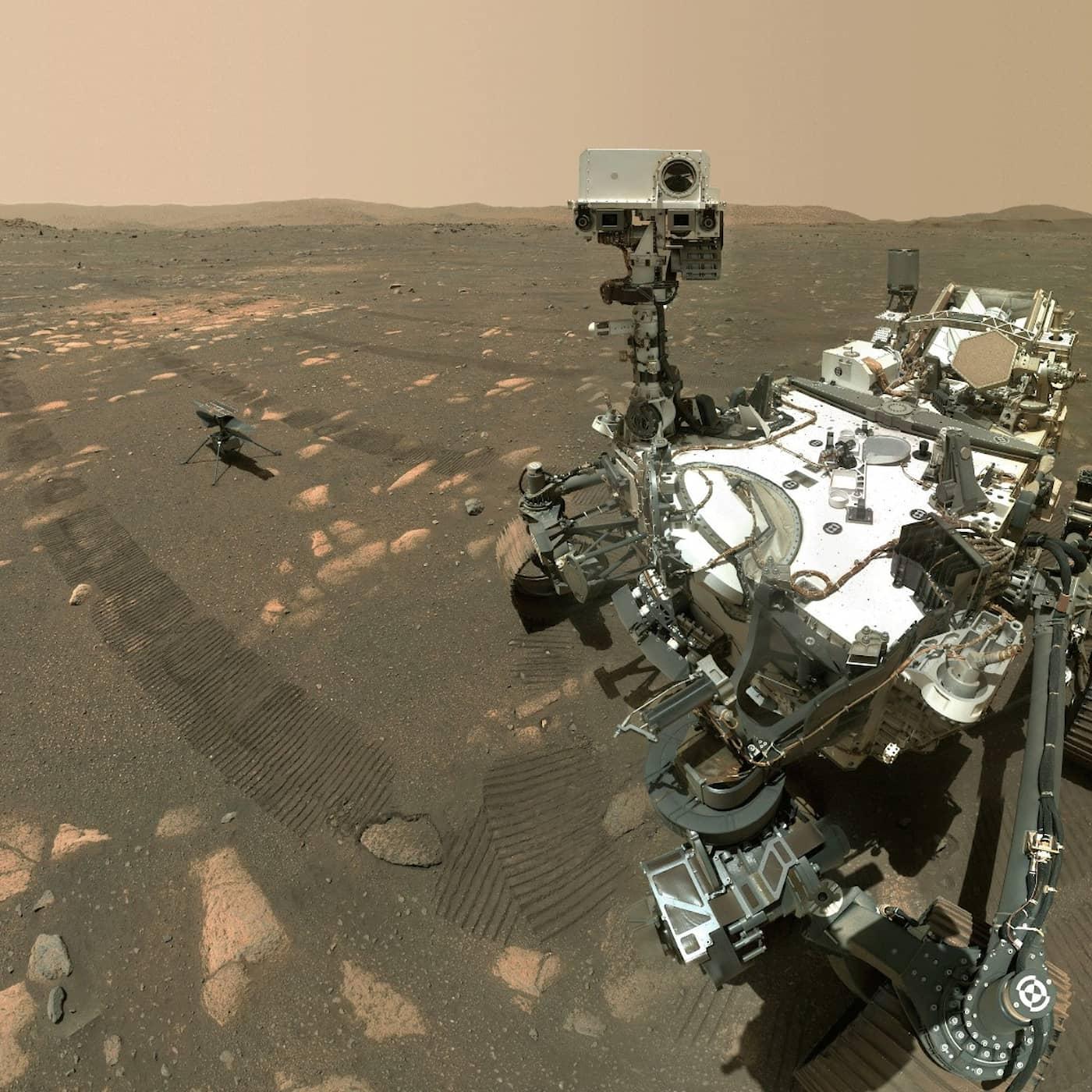 Därför låter ljudet på Mars som en rockkonsert på håll