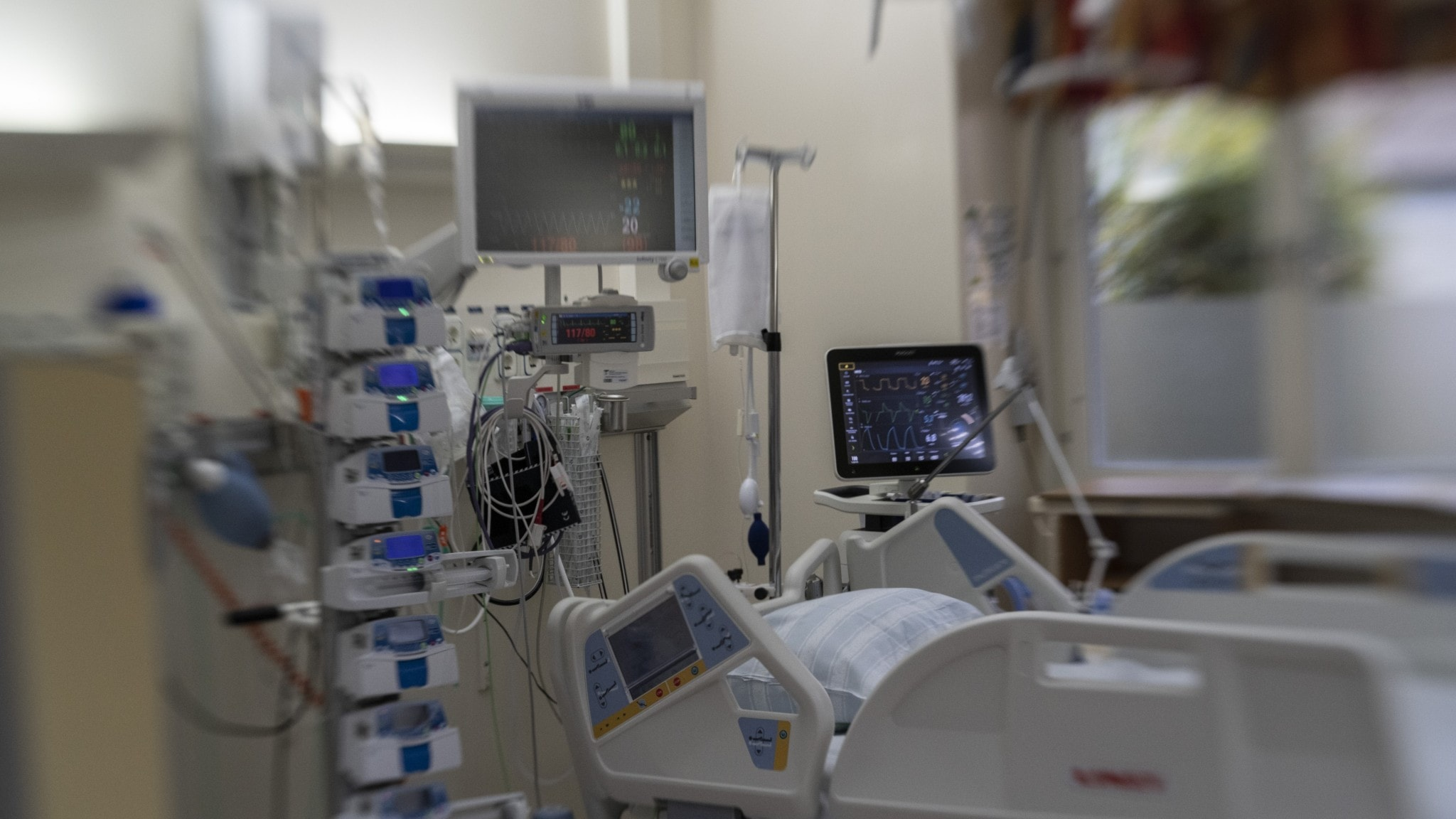 Personer nekas intensivvård: