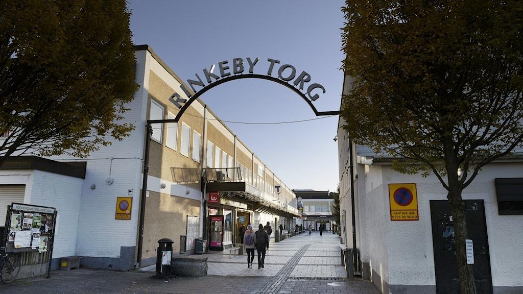 Rinkeby är en av de förorter där gruppen planerat koranbränning.