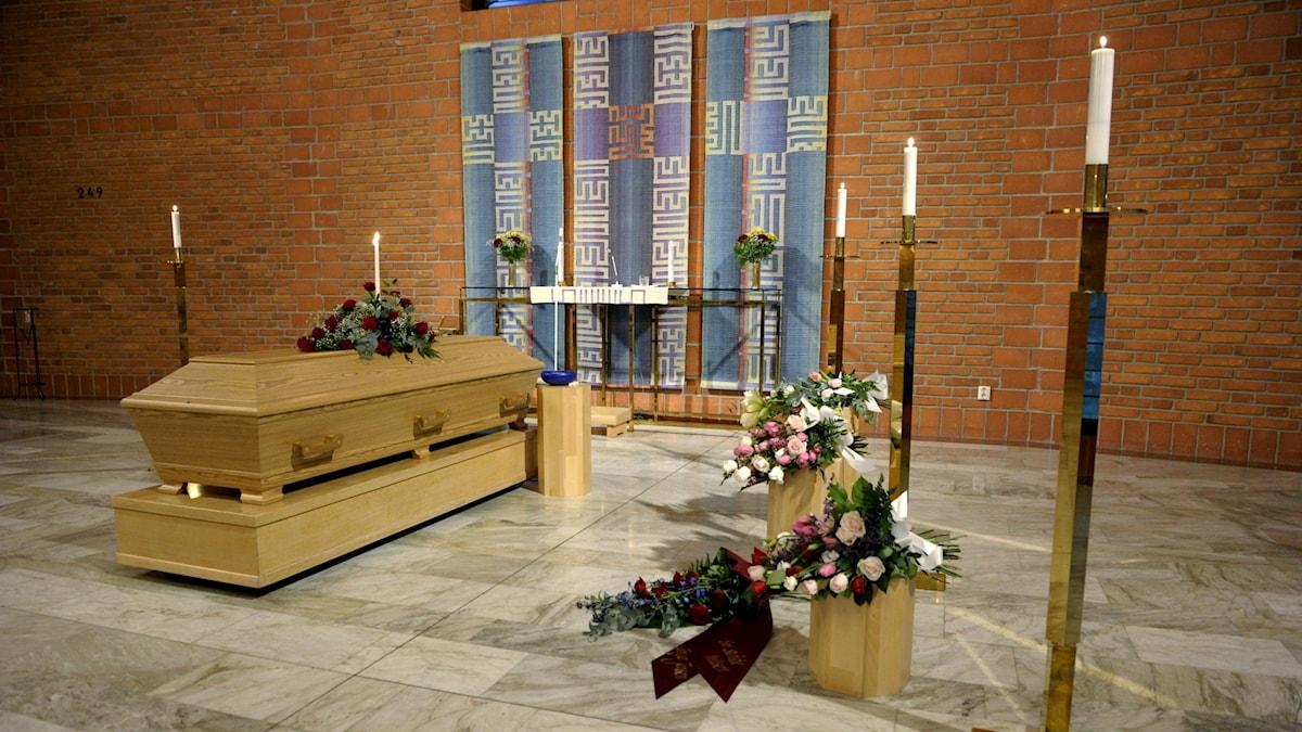 Begravningsbyråer börjar erbjuda streamade ceremonier.