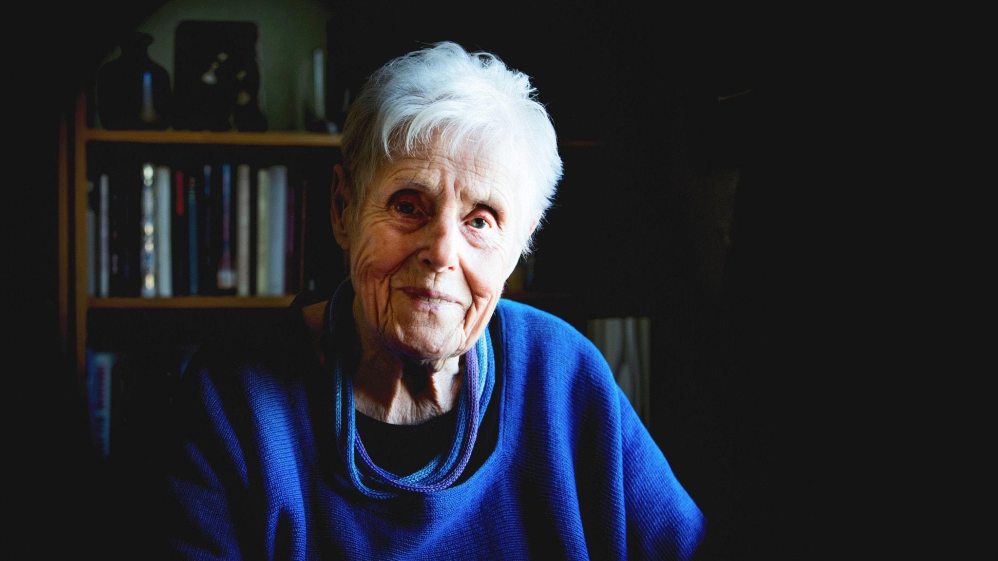 Elsie Johansson om att bli ensam kvar: