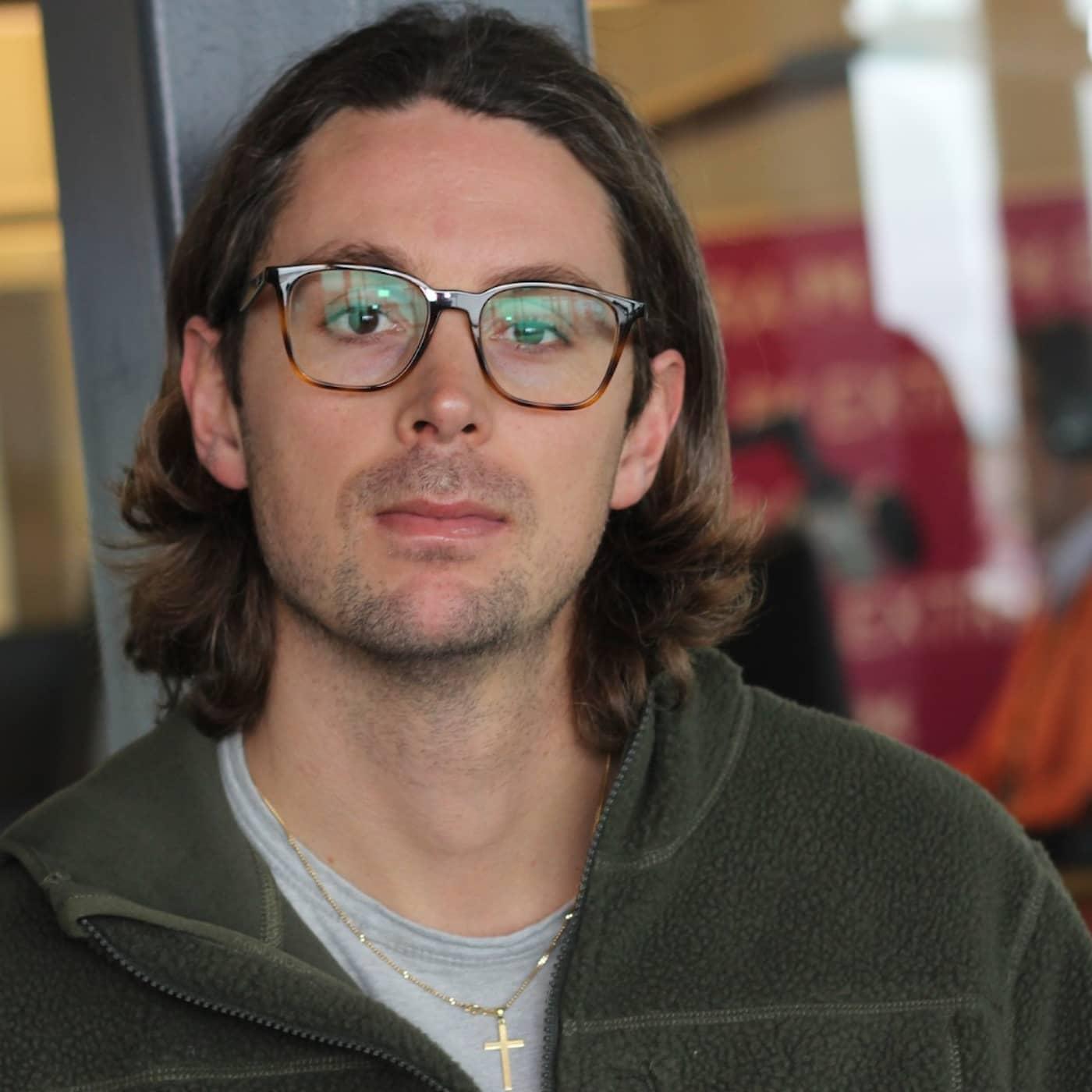 Albin Lee Meldau vill ut i världen och flyttar hem till Göteborg