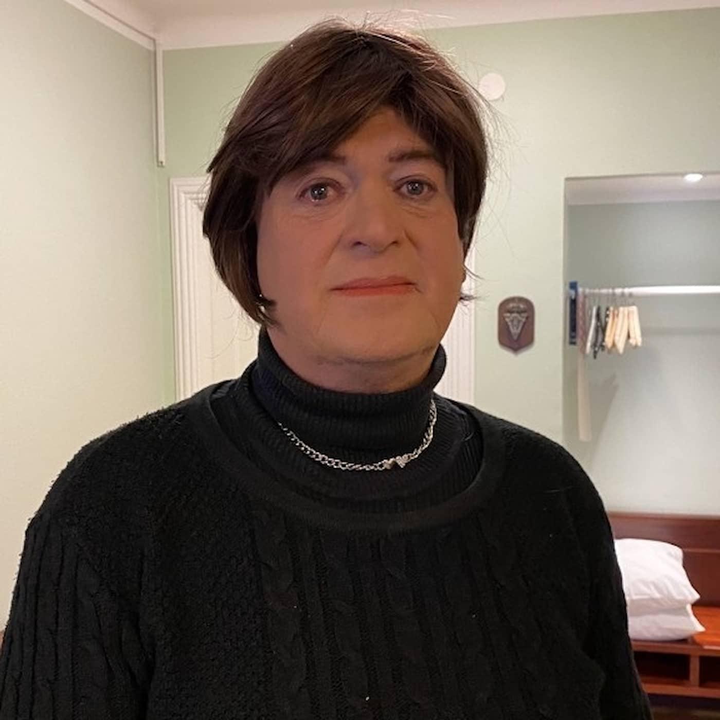 Marisol: Jag kunde inte ens ta ordet transvestit i min mun