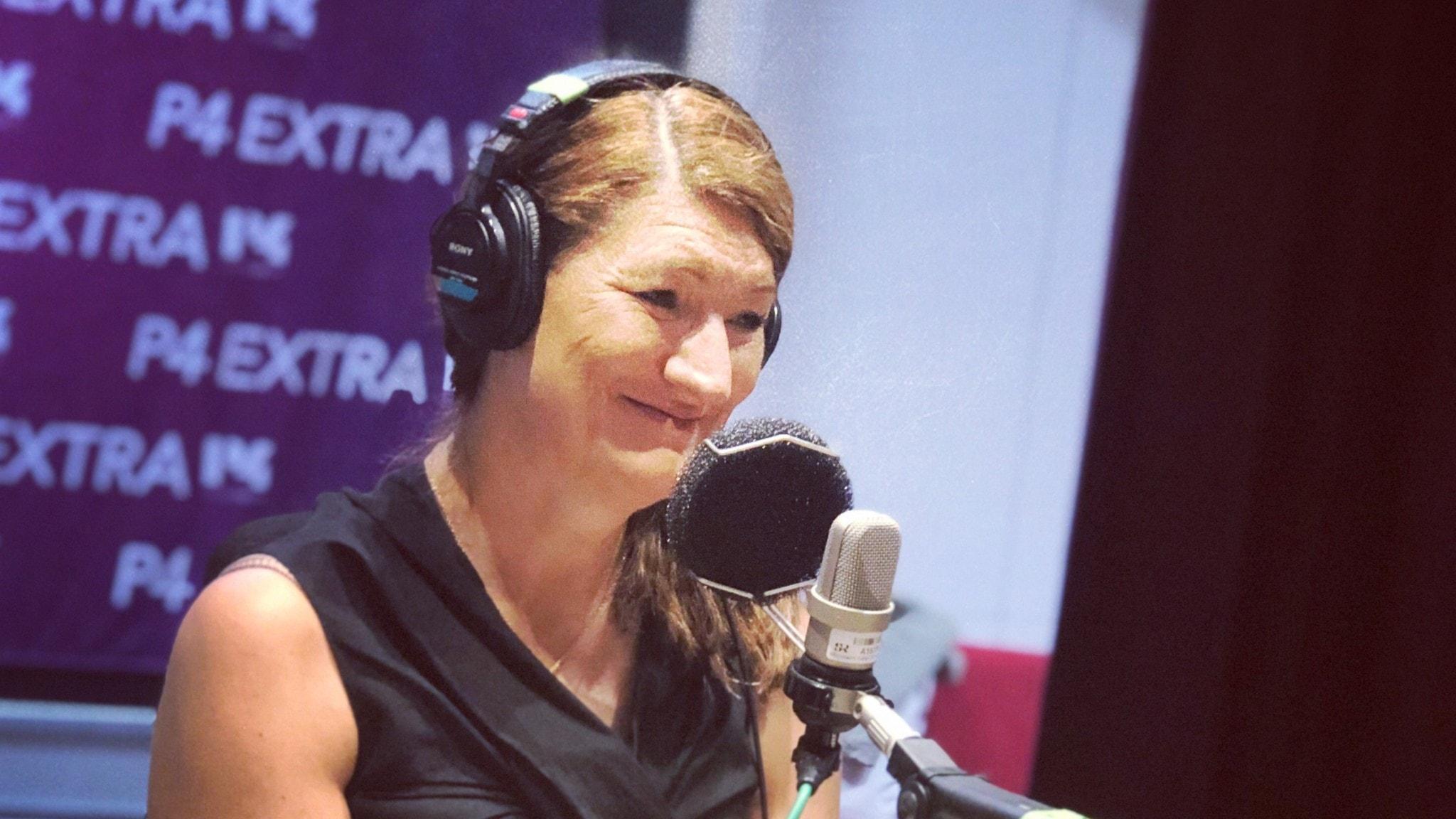 LO:s nya ordförande, Susanna Gideonsson.