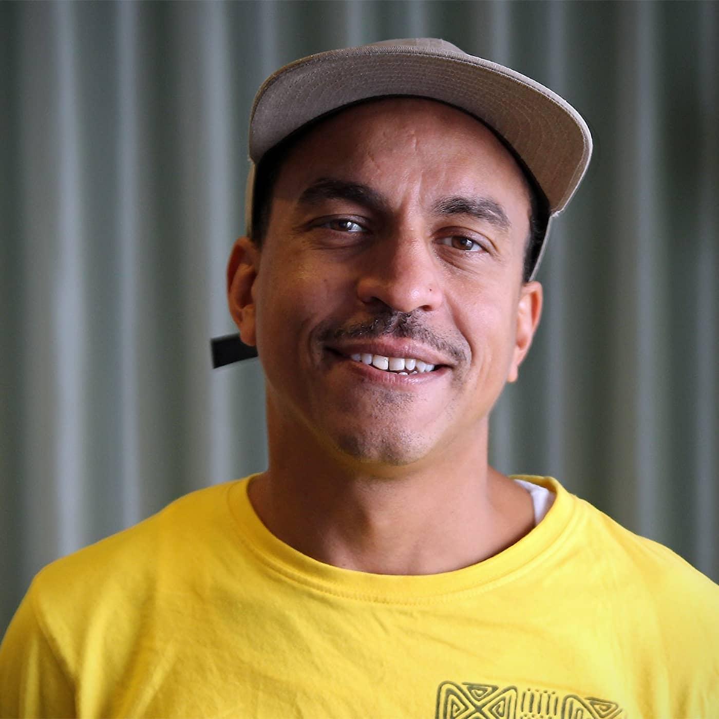 """Jason """"Timbuktu"""" Diakité: """"Det viktigaste var att rappa och att laga mat, för min mentala hälsas skull"""""""