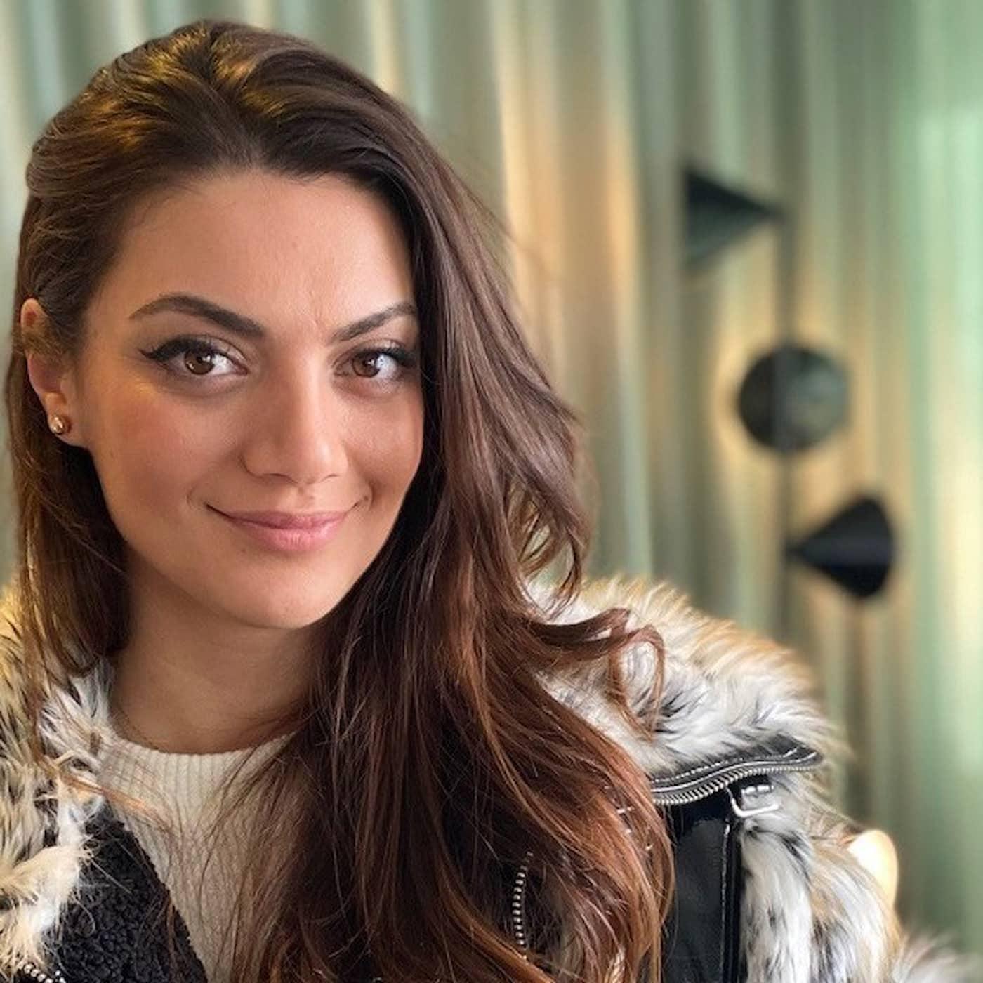 Katia Mosally: Jag är gärna personlig men inte privat