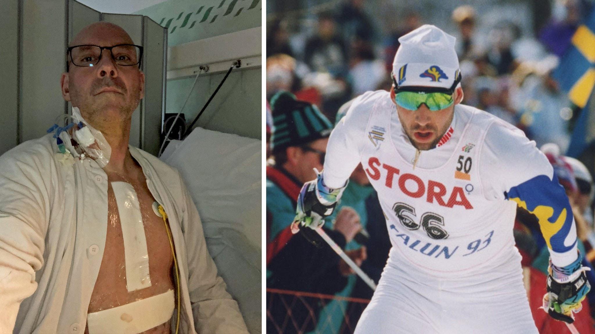 Torgny Mogren misstänkte corona - hade kollapsad hjärtklaff