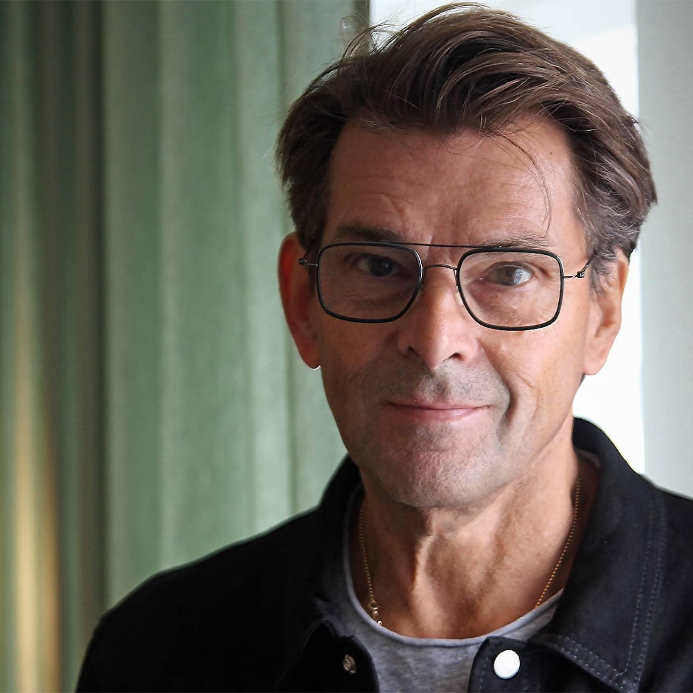 Niklas Strömstedt: Om jag fick börja om skulle jag bli läkare