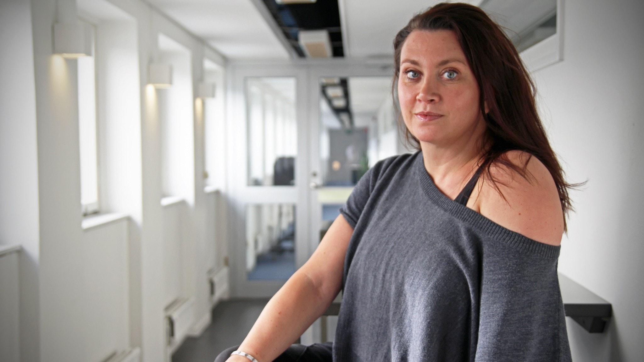 Camilla Läckberg Sköld har tagit revansch på olyckskorparna