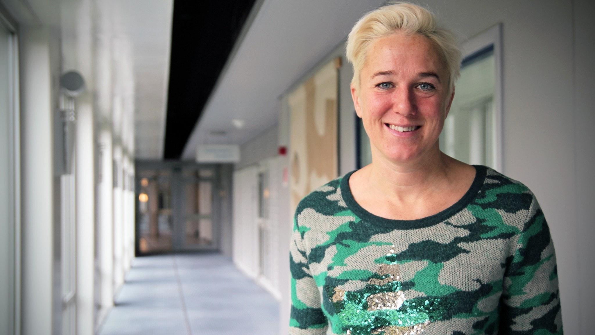 Kajsa Bergqvist förverkligar drömmen om egen hemmakrog