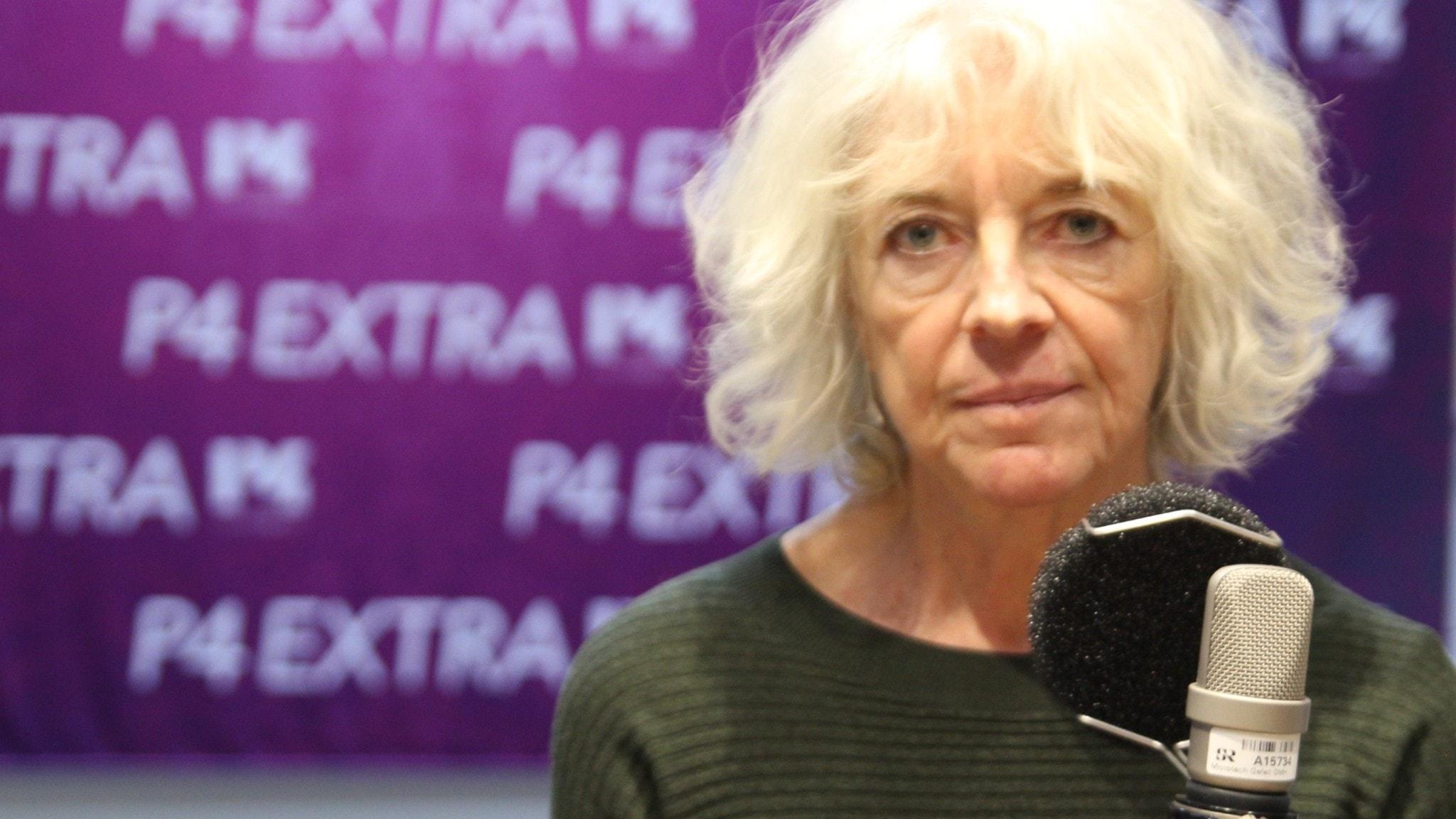 Margit Silberstein växte upp i skuggan av Förintelsen