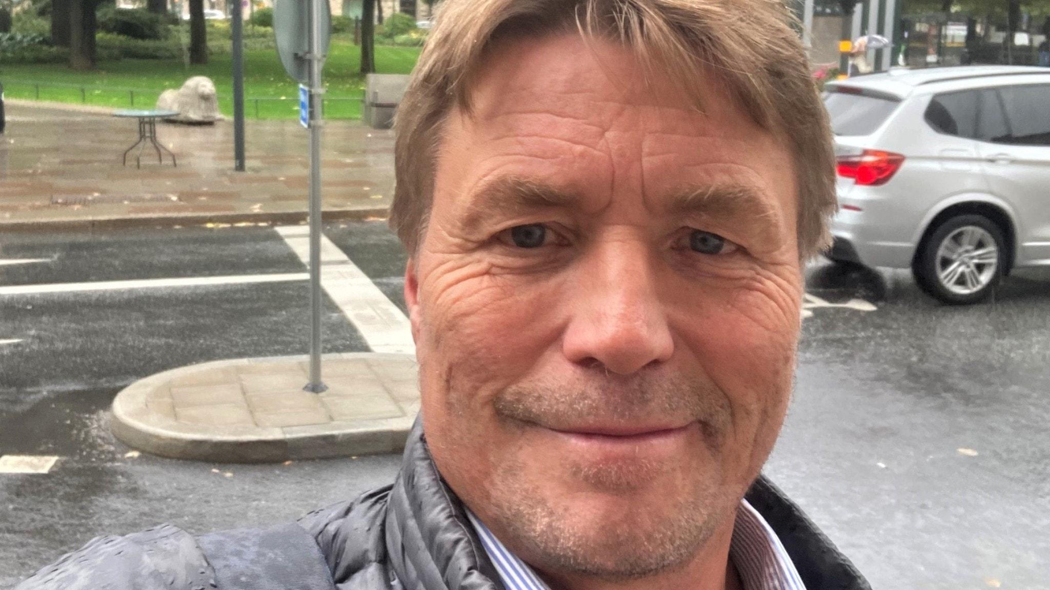 Tomas Bodström: Hade jag lyssnat på pappa hade livet blivit mycket sämre - spela