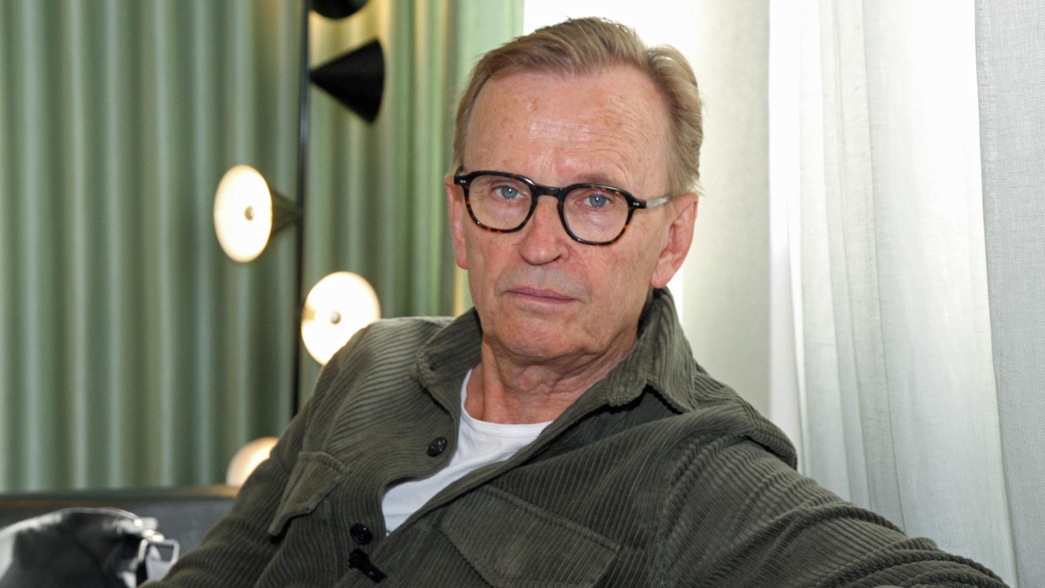 Johan Ulveson: Låg nedsövd i tre veckor på grund av TBE