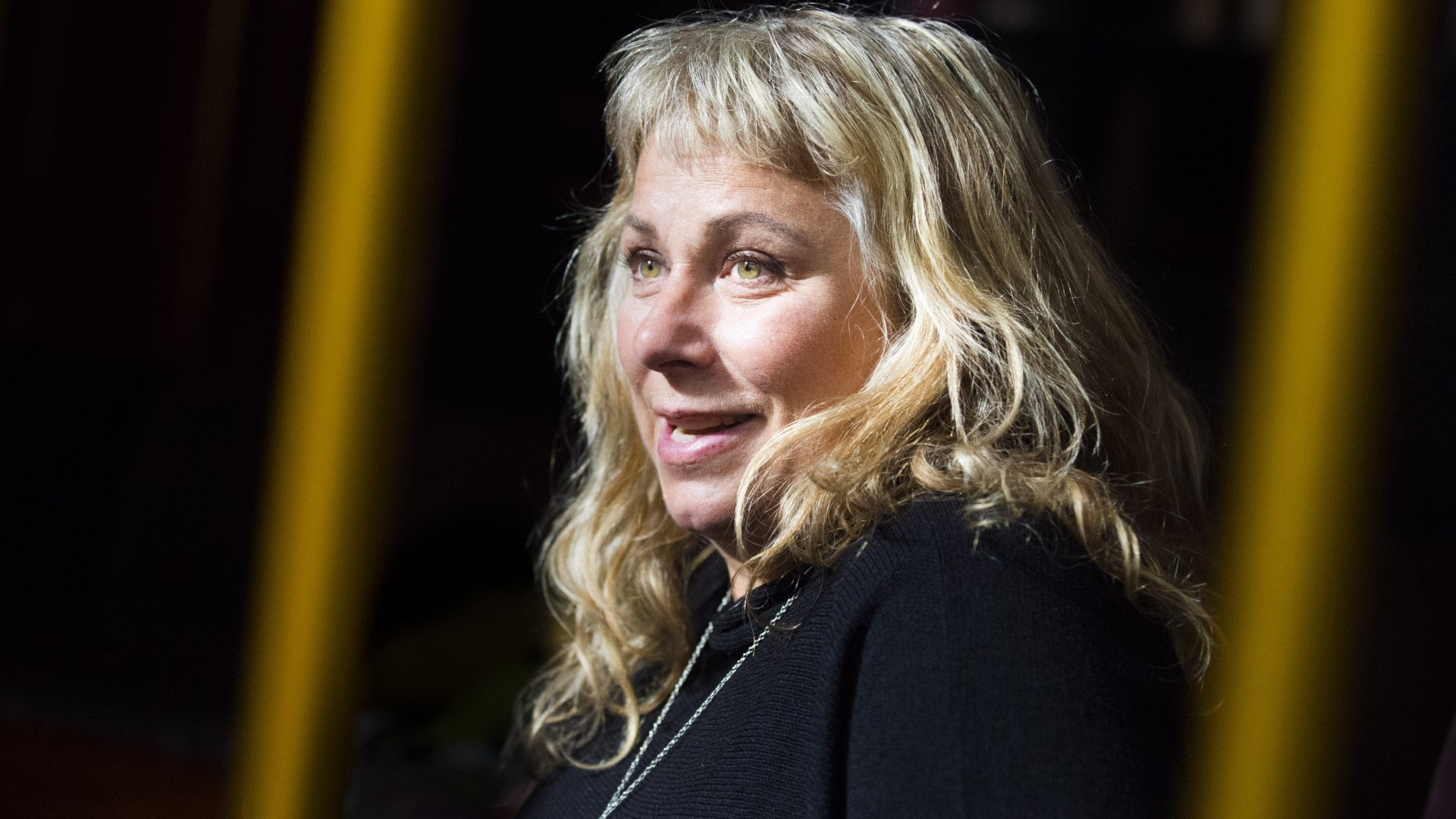 Stina Wollter: Sorgen efter pappa är en krävande kamrat
