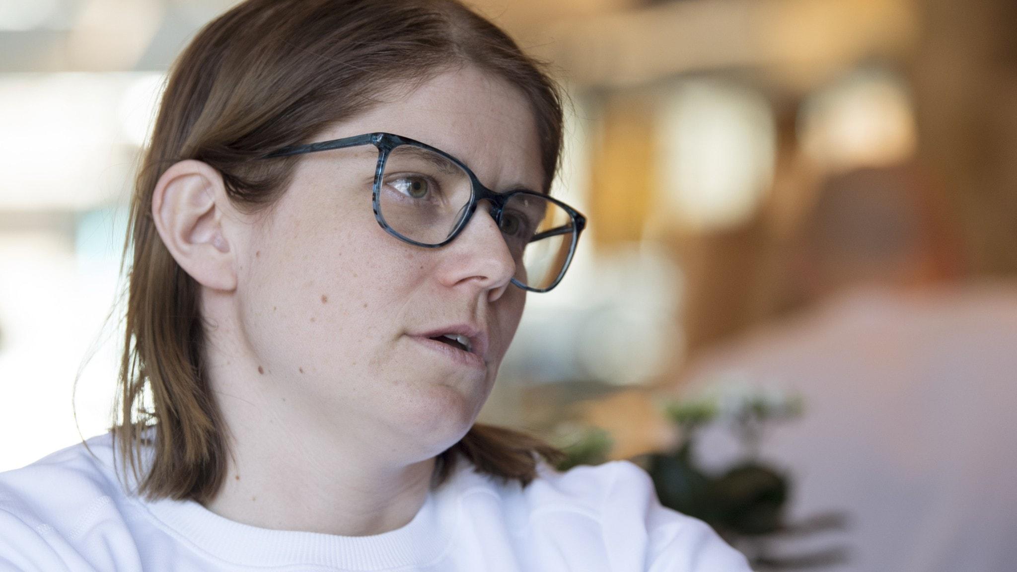 Ida Ingemarsdotter tävlar på nytt – i bakning: Var inte helt självklart