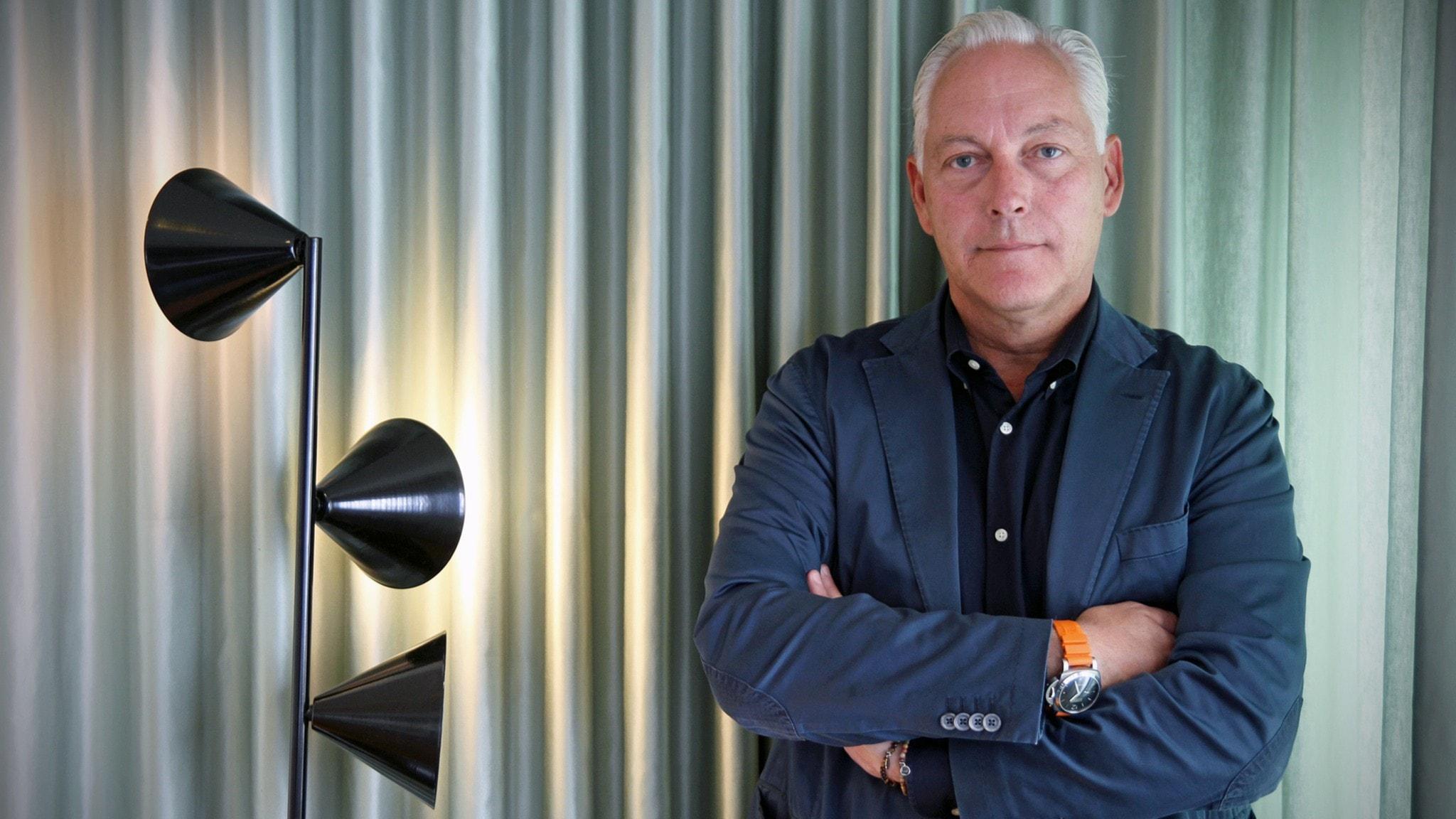 Johan Eriksson såg terrorrättegången som ett hedersuppdrag