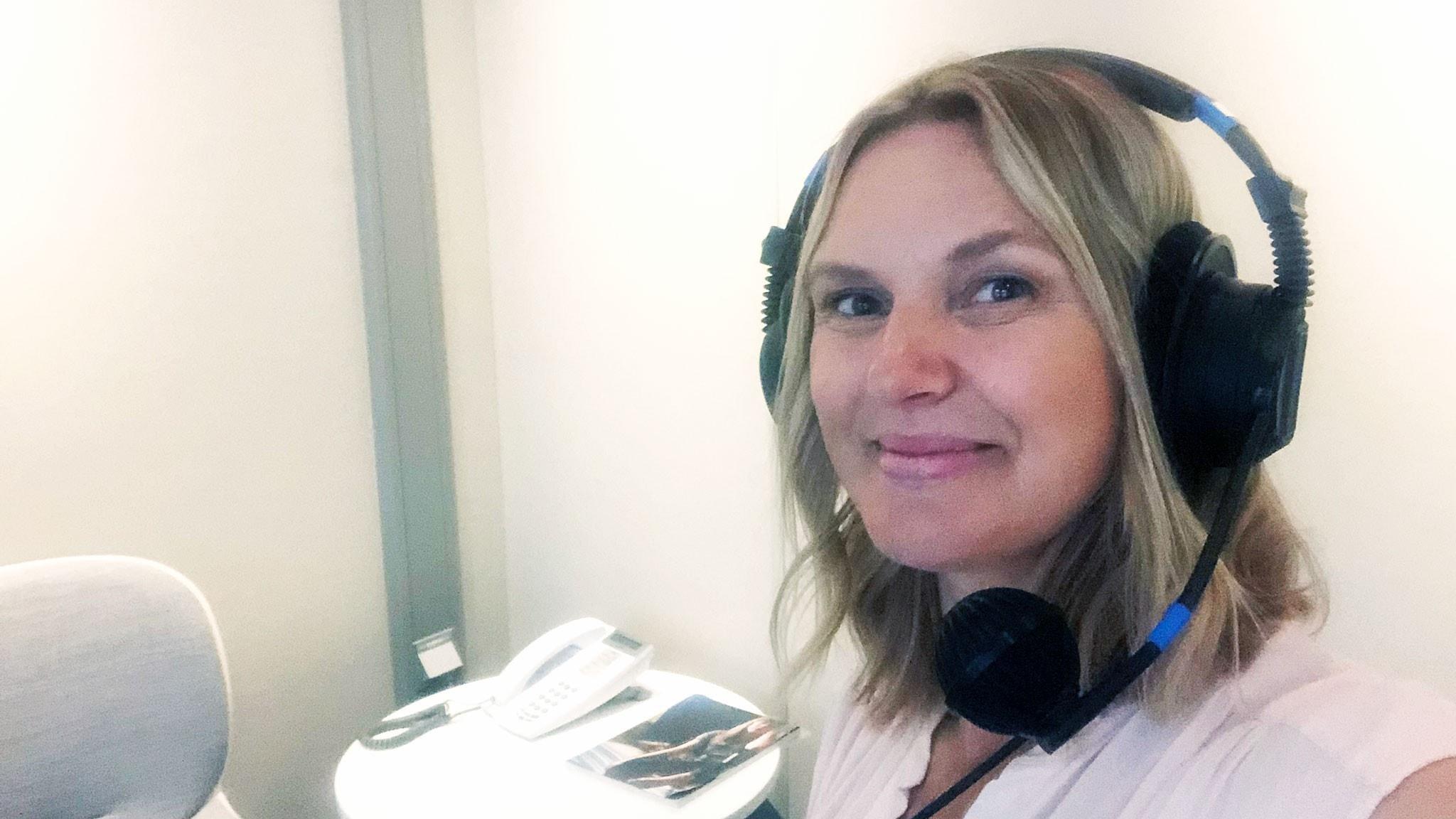 Sanna Nielsen: Jag tror vi behöver Allsången mer än någonsin