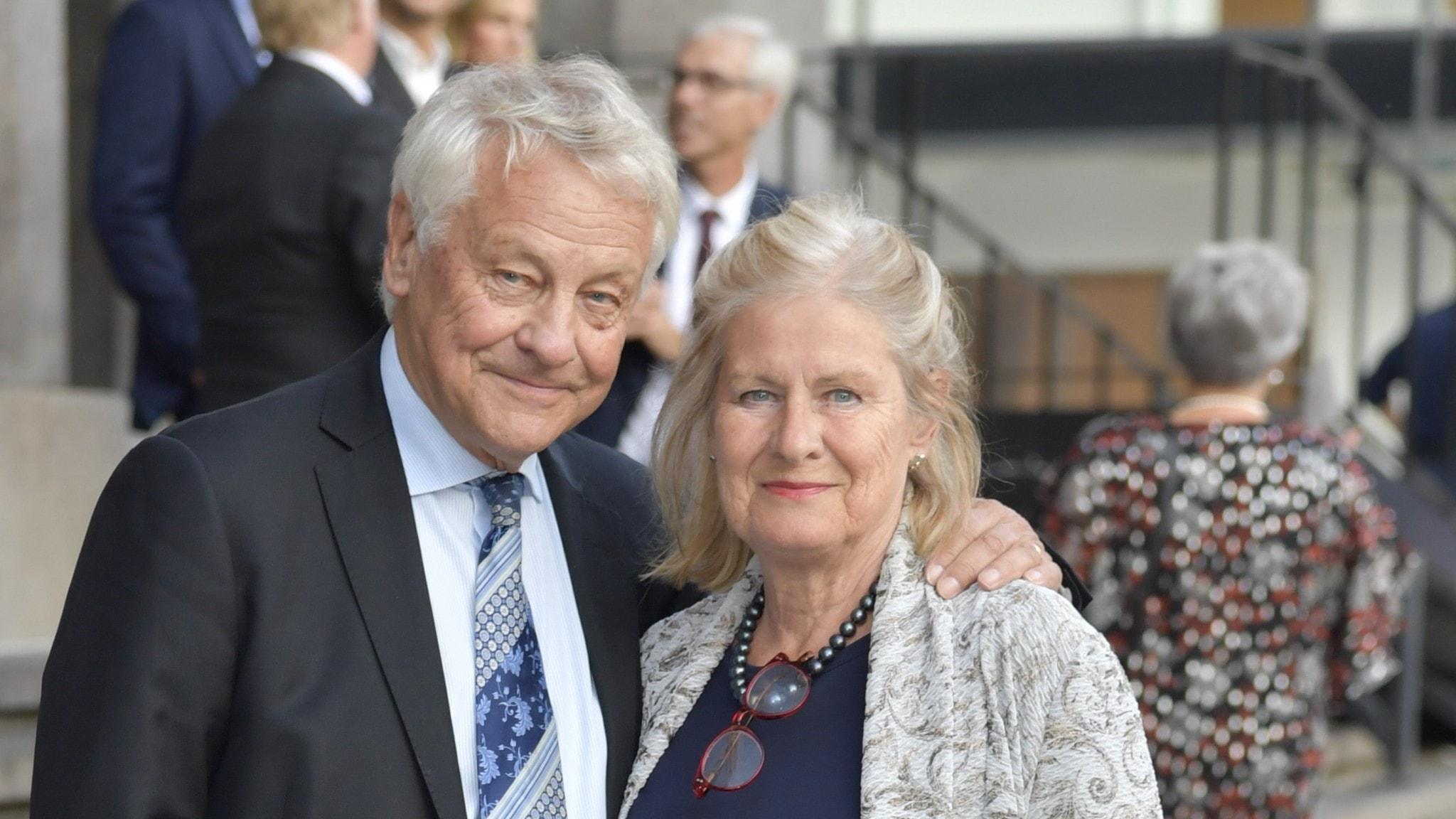 Bengt Westerberg skrev sin biografi för barnbarnen