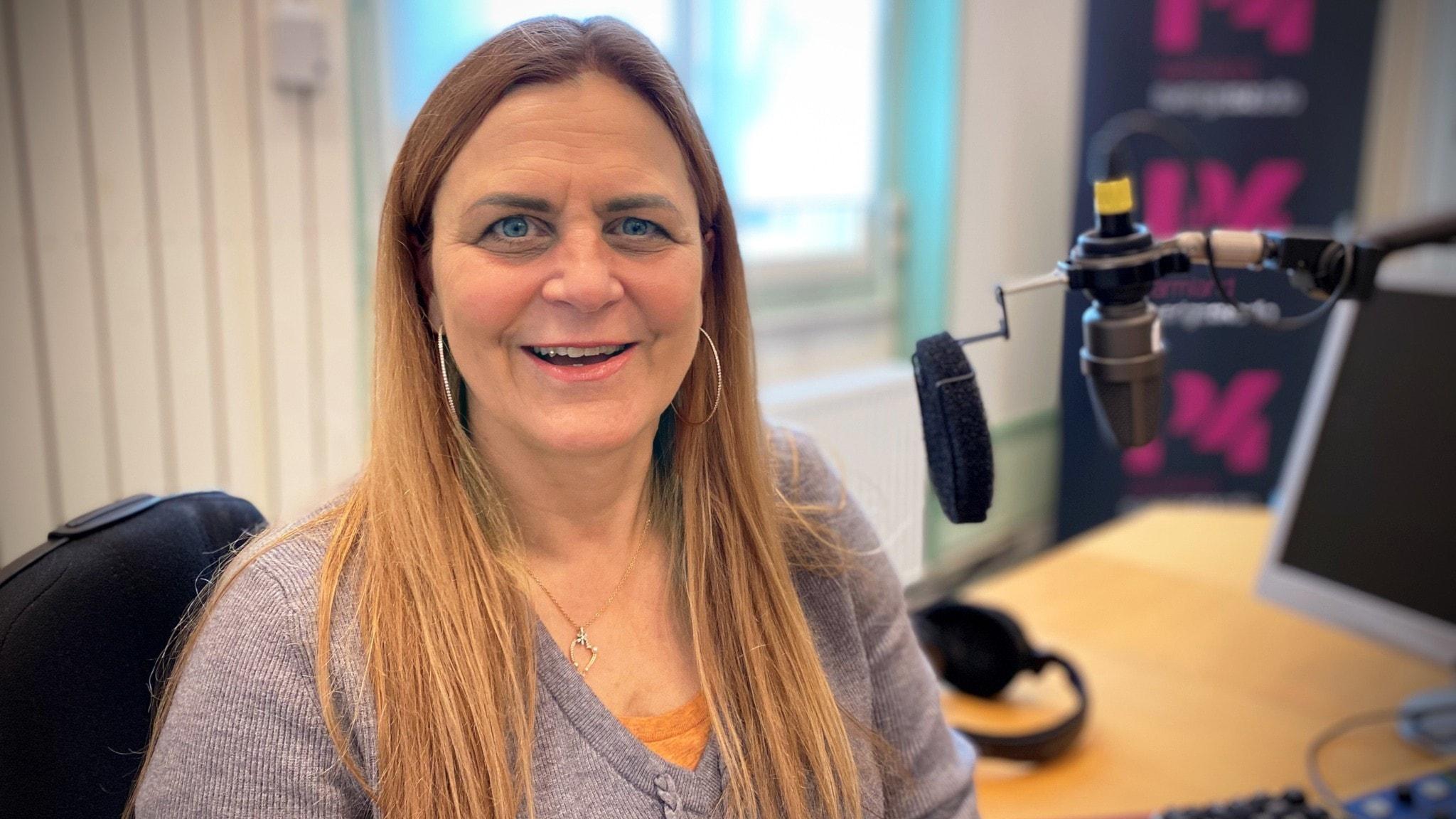 """Tina Thörner: """"Det gäller att leva oavsett vad som kommer i ens väg"""" - spela"""