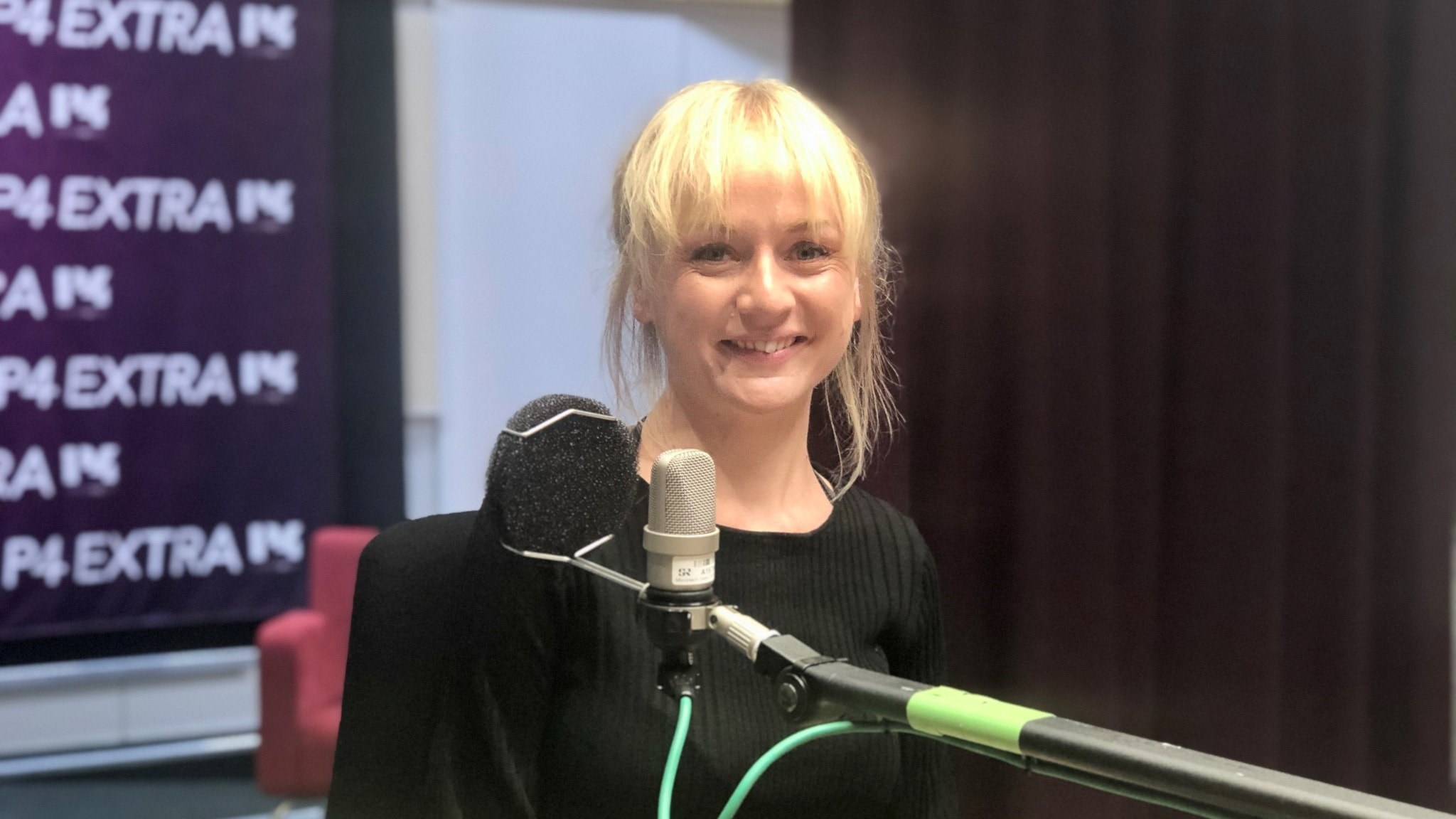 Anna Bergendahl: Jag vill jobba med att rädda liv