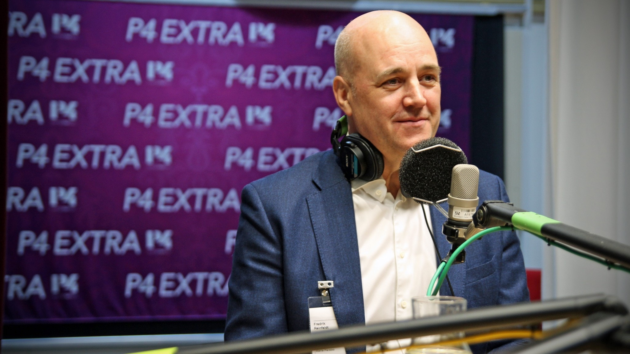 Fredrik Reinfeldt: