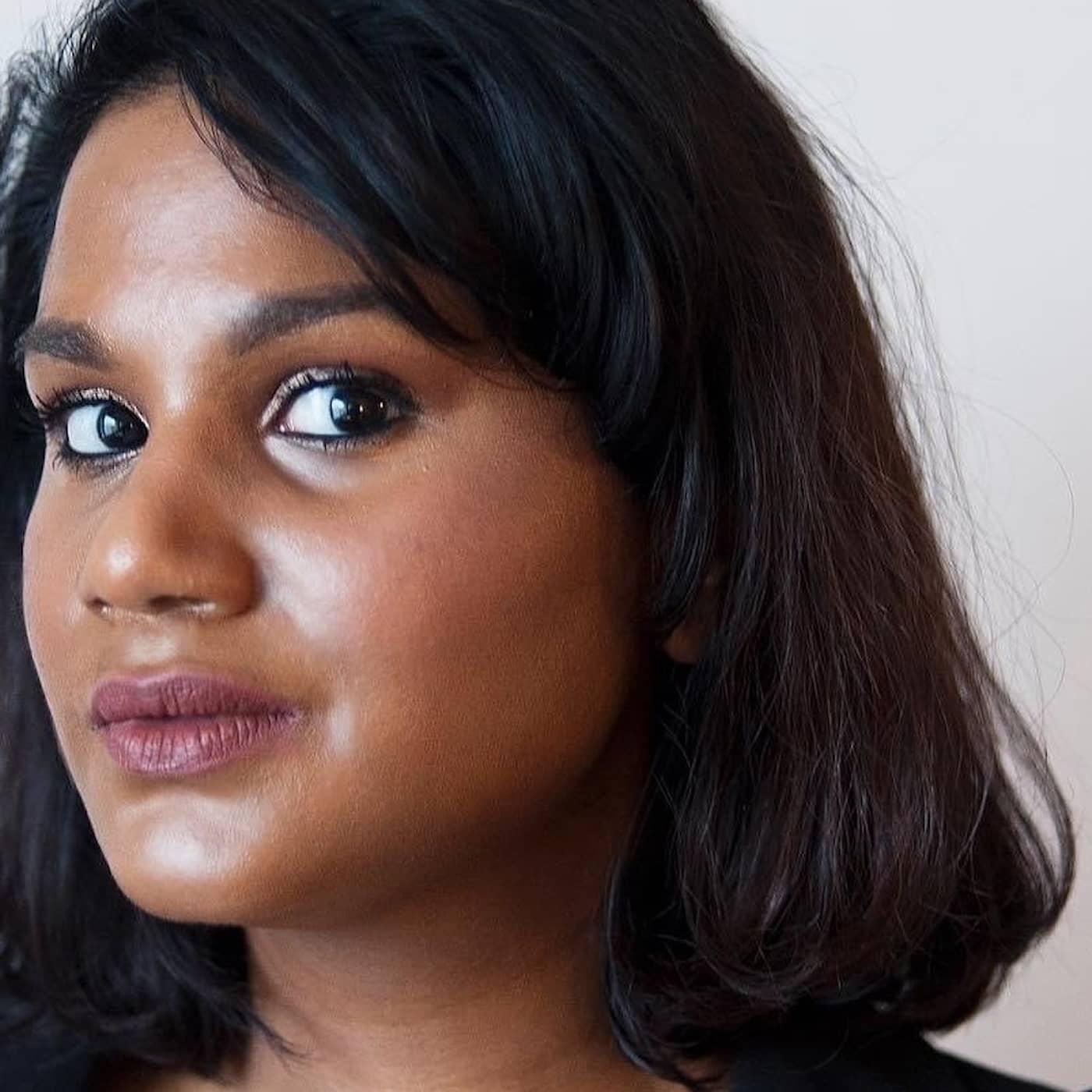 Shanthi Rydwall-Menon tog makten med humor