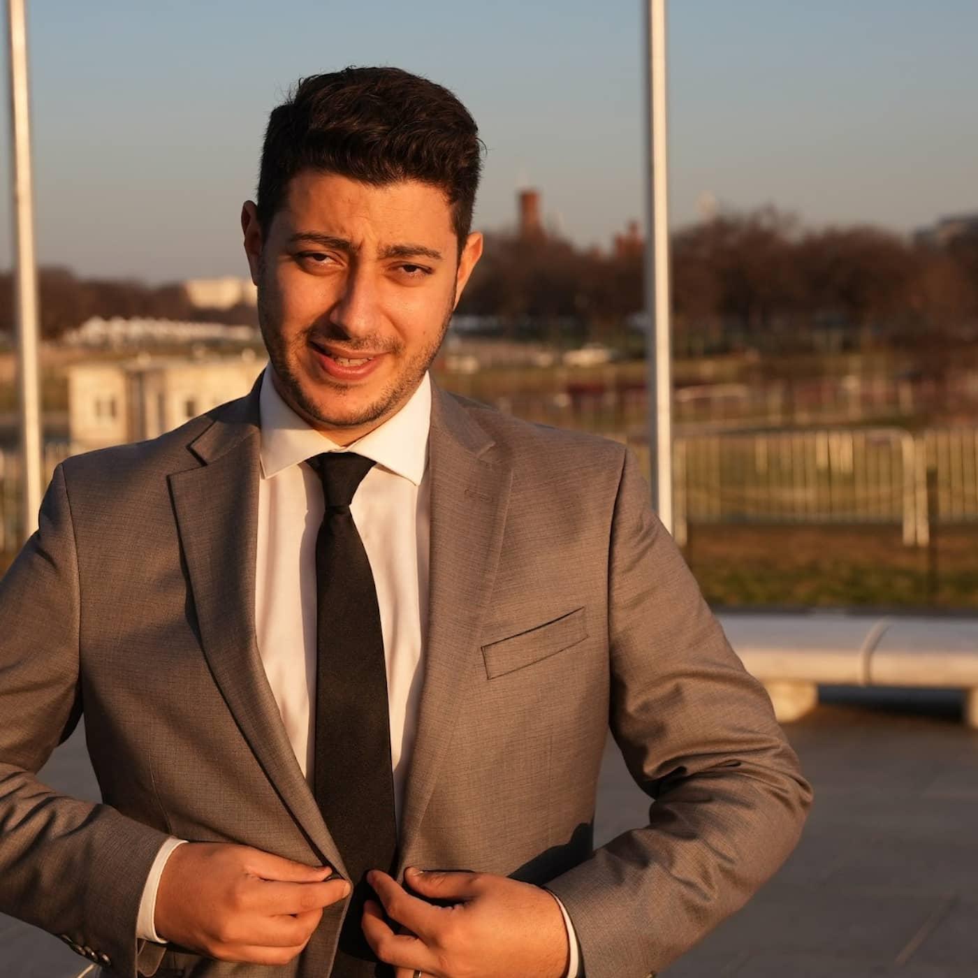 "Fouad Youcefi: ""Det var som en berg- och dalbana"""