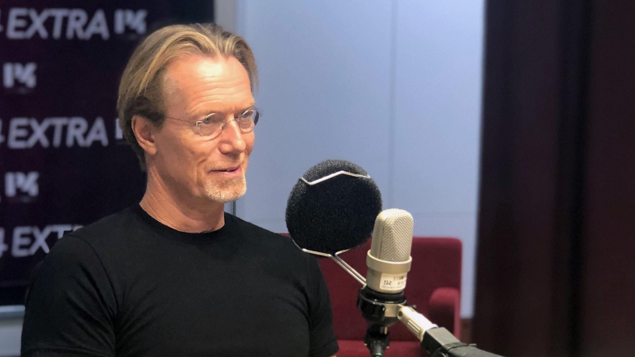 Anders Roslund: Jag är livrädd för döden
