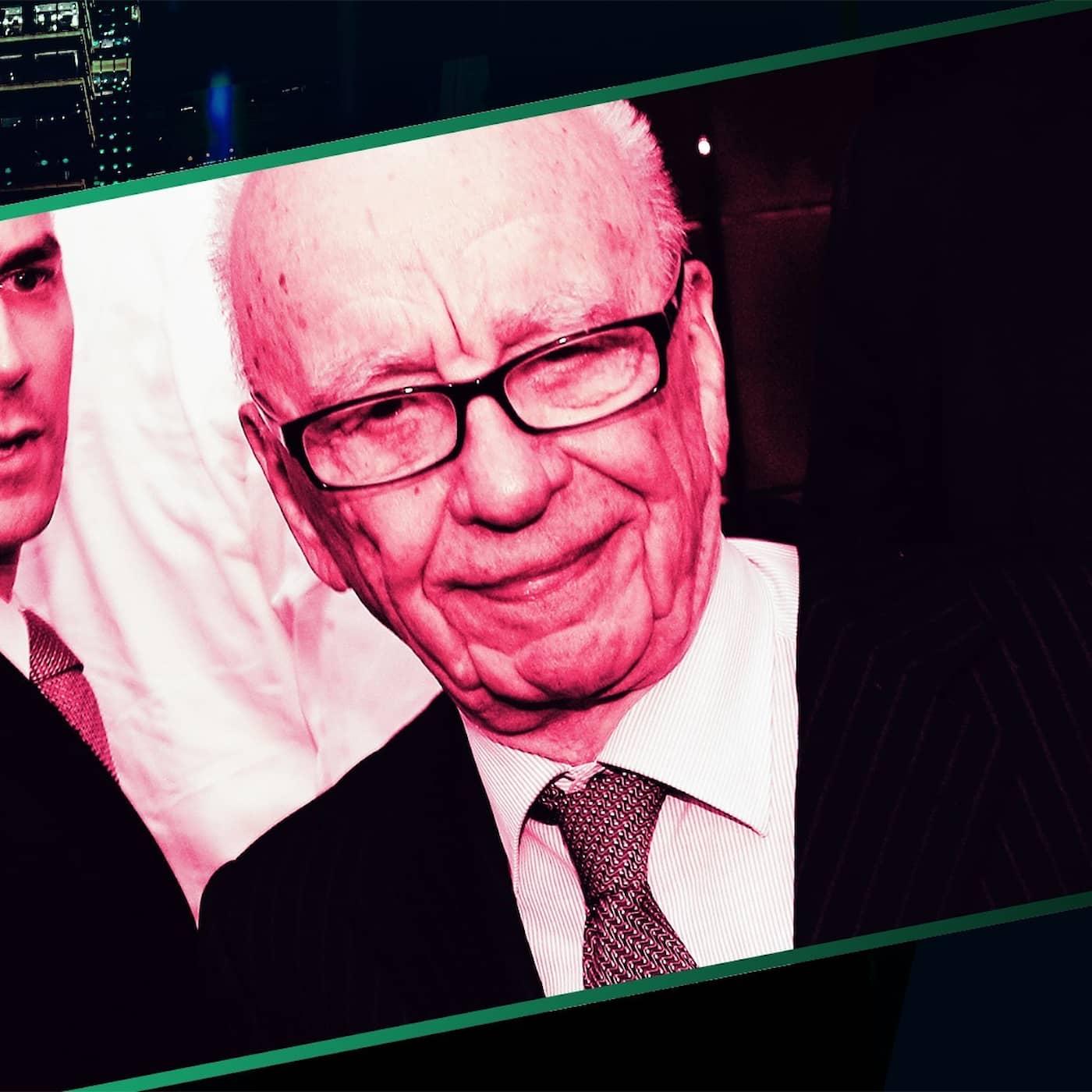 """Rupert Murdoch – Den siste mediemogulen och verklighetens """"Succession"""""""