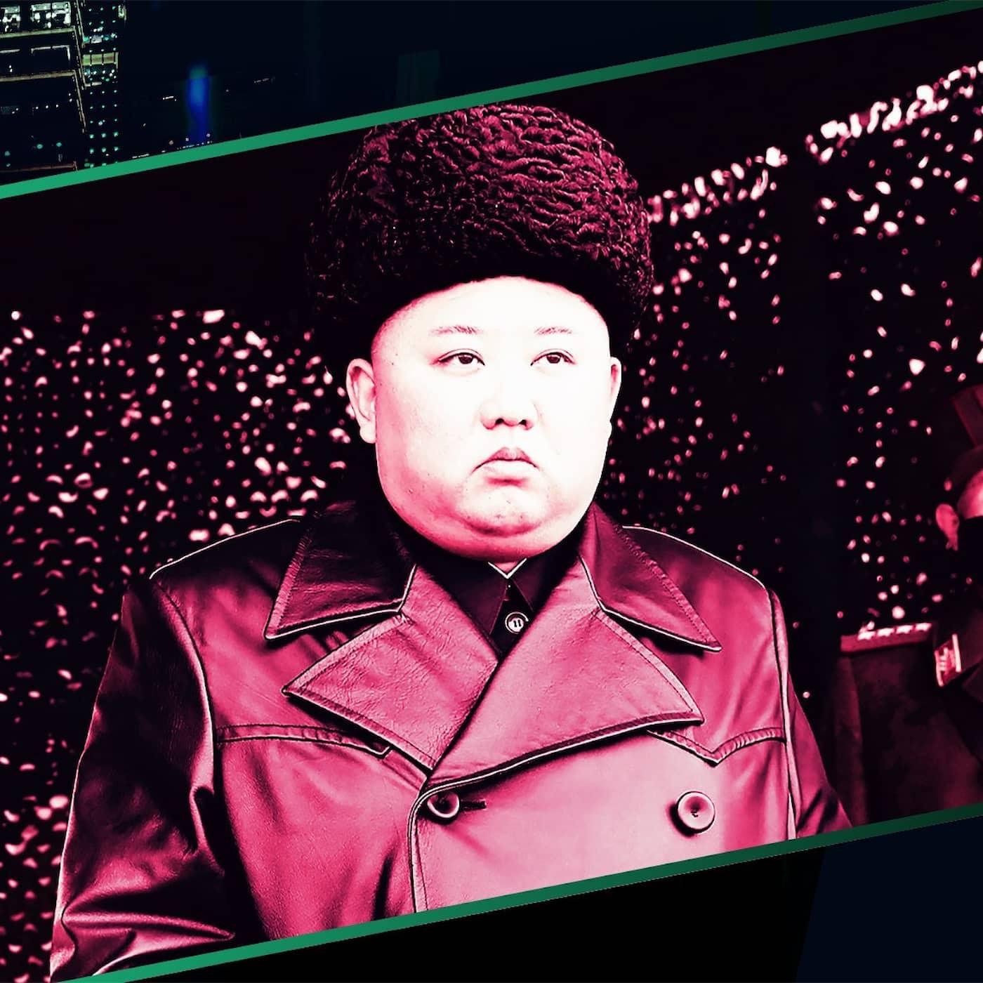 Kim Jong-un – Kärnvapen, mord och basket