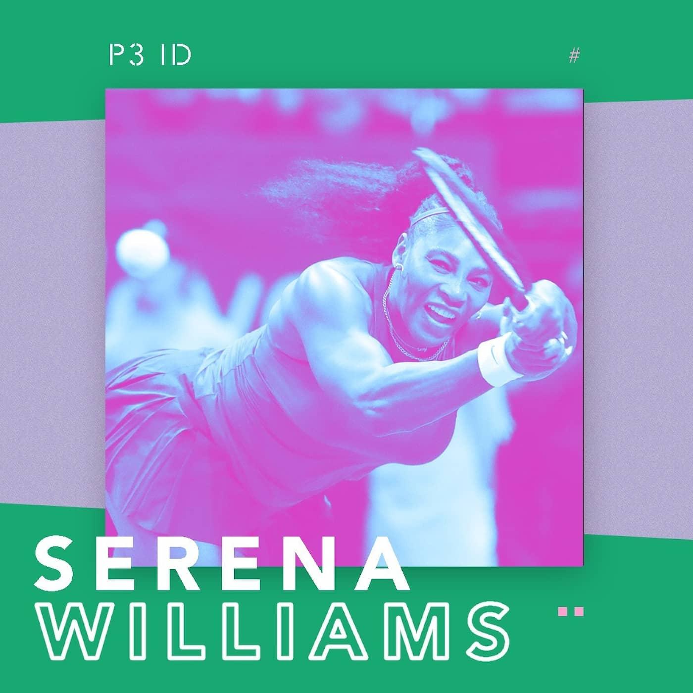 Serena Williams – Berättelsen om hur en tjej från Compton blir världens bästa tennisspelare