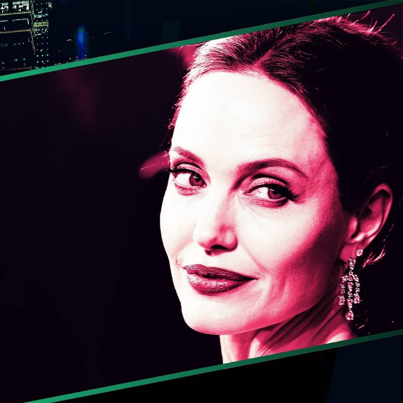 Angelina Jolie – Från Hollywoods problembarn till välgörande modersfigur
