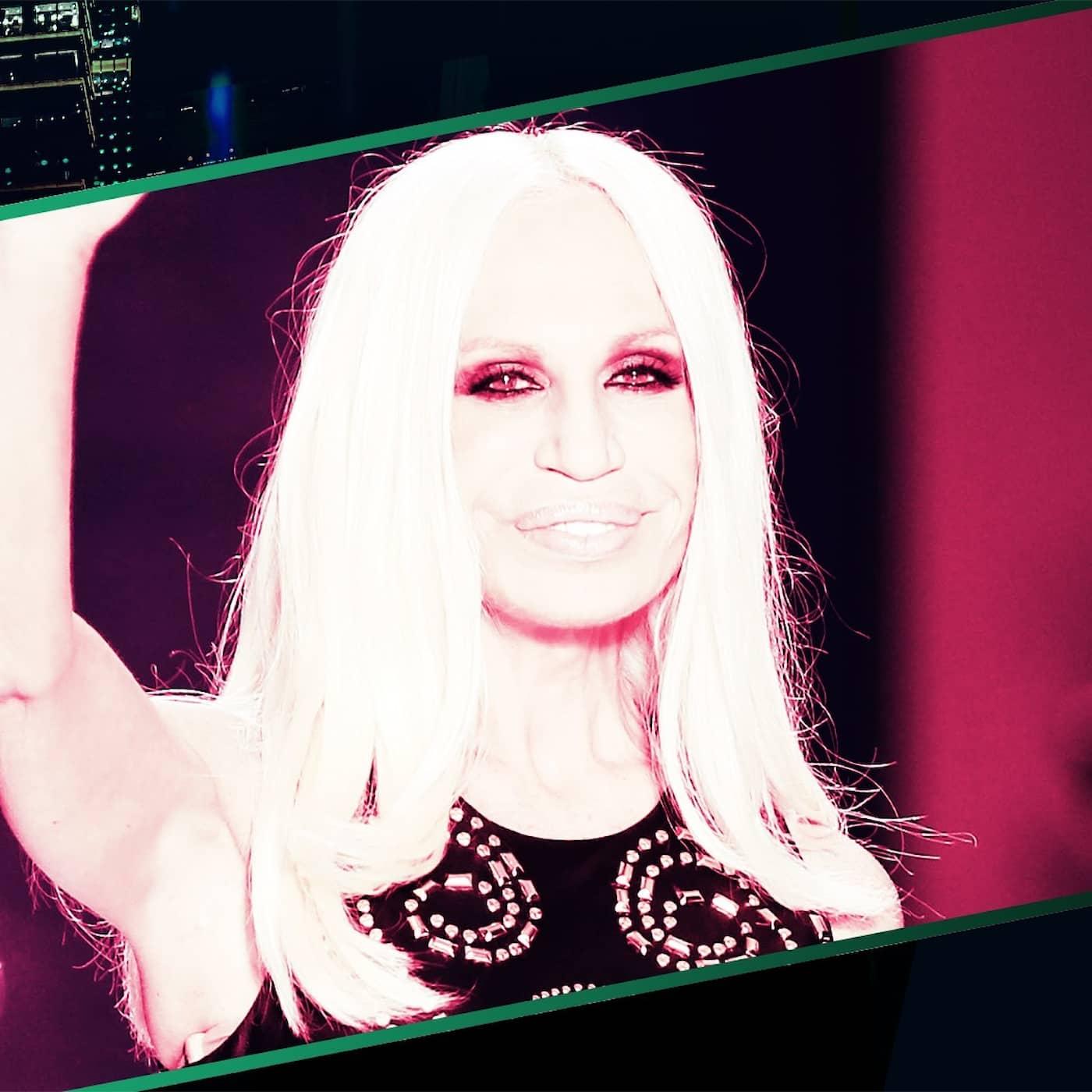 Donatella Versace – Kläder, kokain och mord