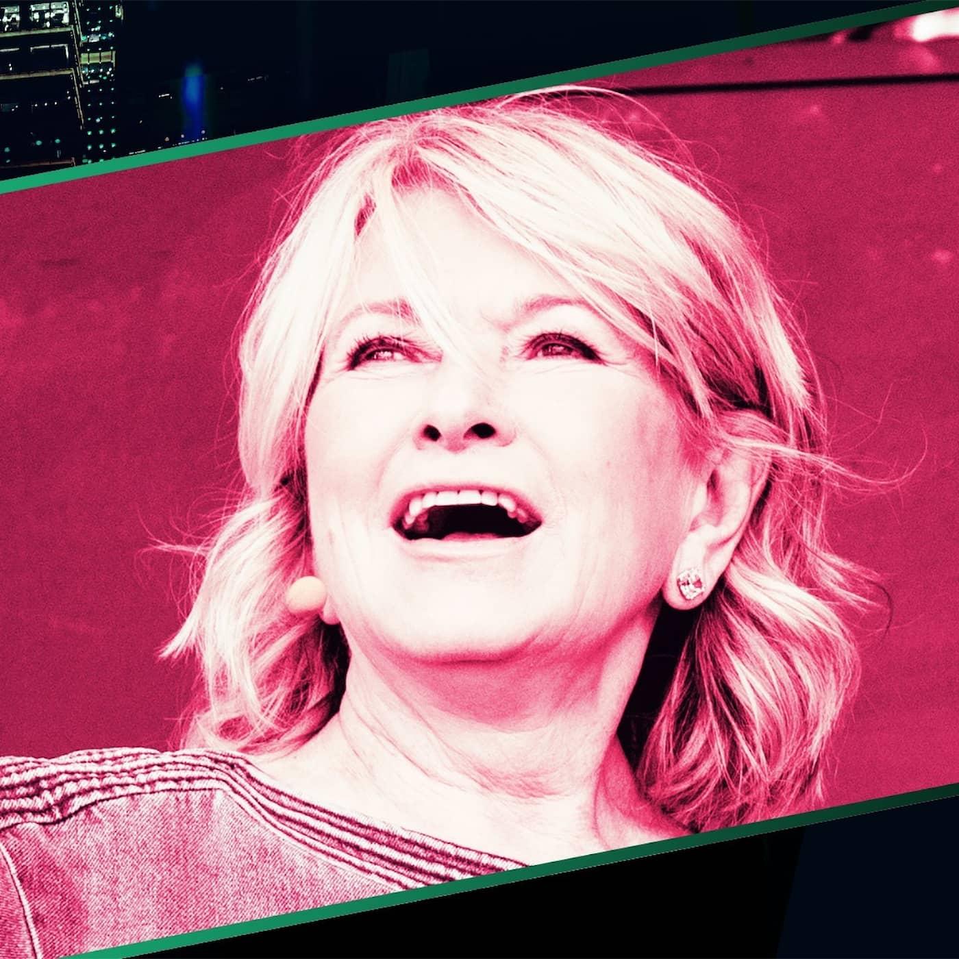 Martha Stewart - Livsstilsgurun som fick skaka galler