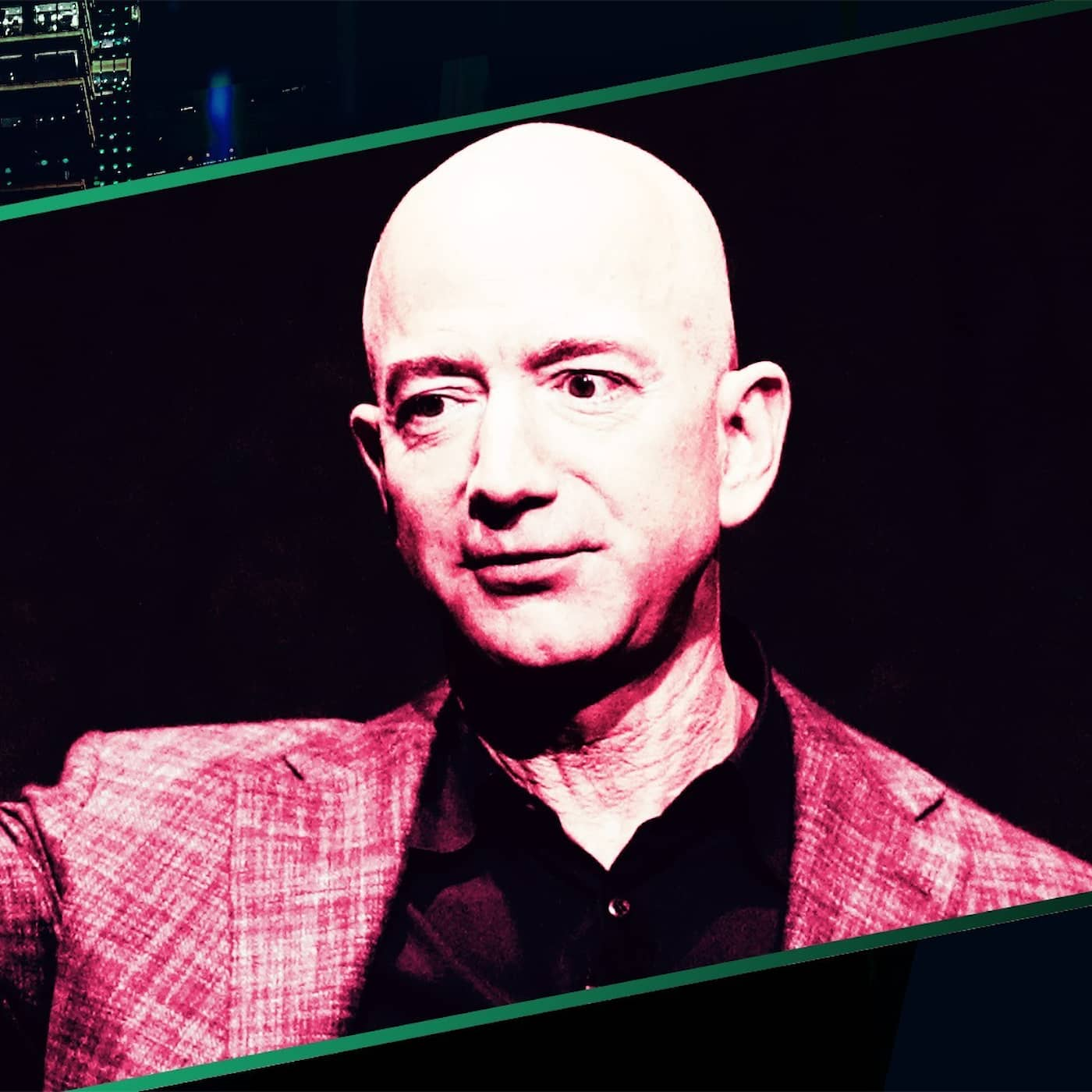 Jeff Bezos – I huvudet på världens rikaste man