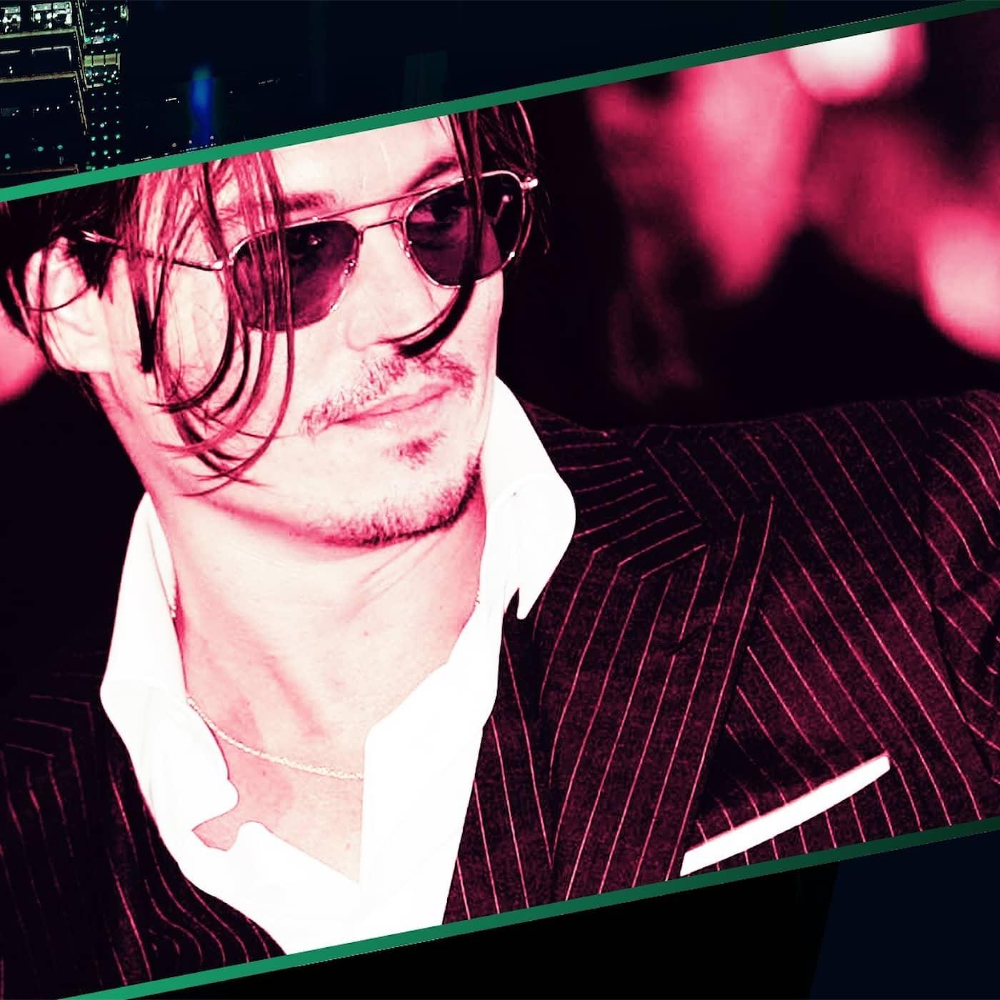Johnny Depp – Droger, rock'n'roll och rättstvister