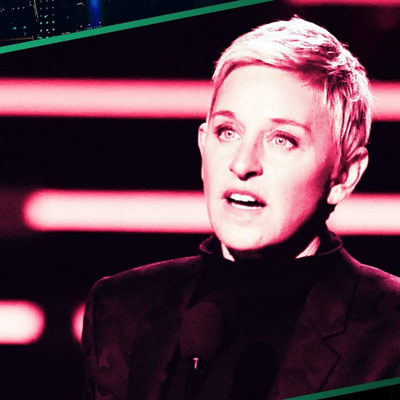 Ellen DeGeneres – Hatad, älskad och hatad igen
