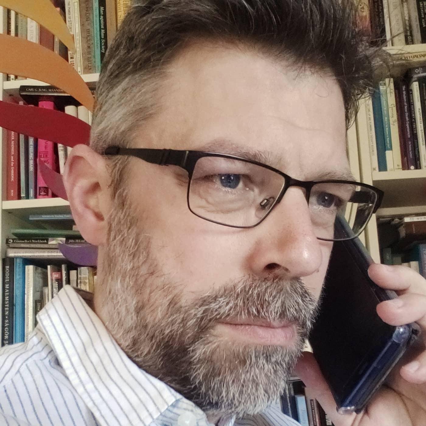 Del 3. Mobilmänniskan: Den frustrerade terapeuten