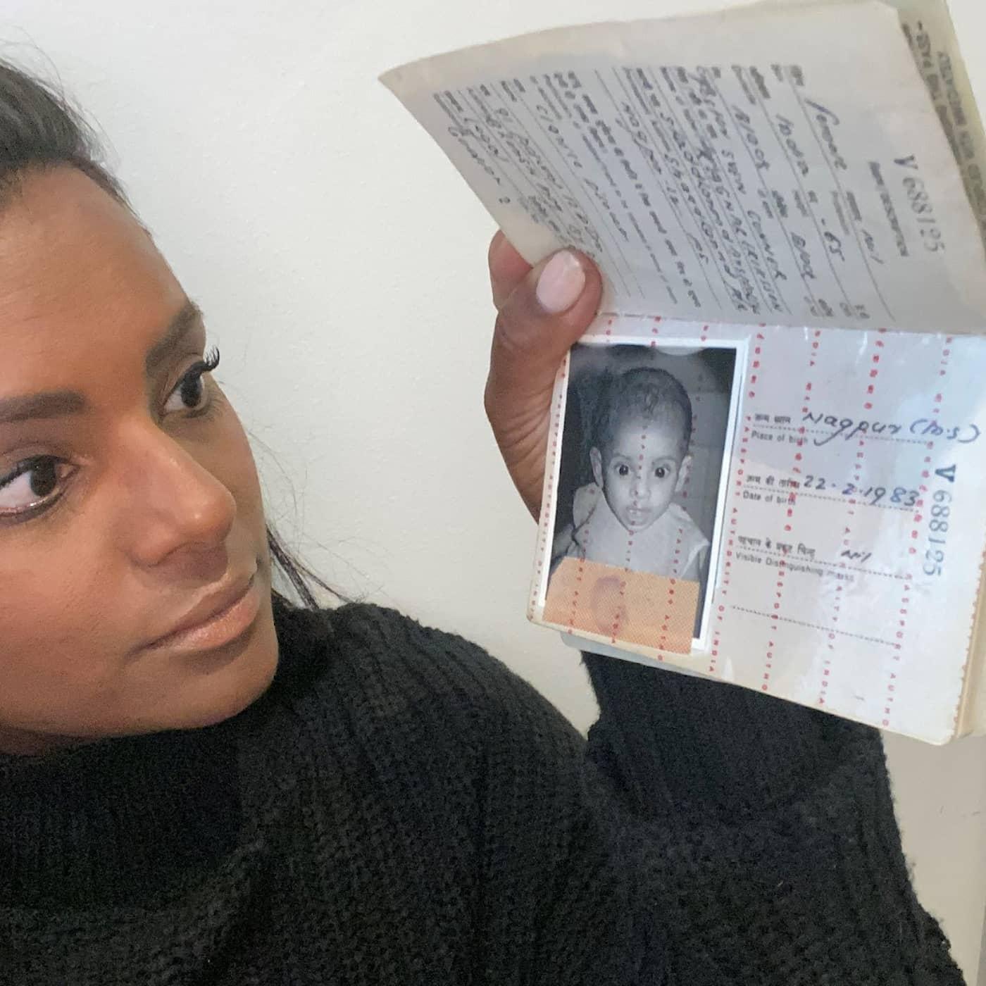 DNA-testet avslöjade Patricias okända släkting