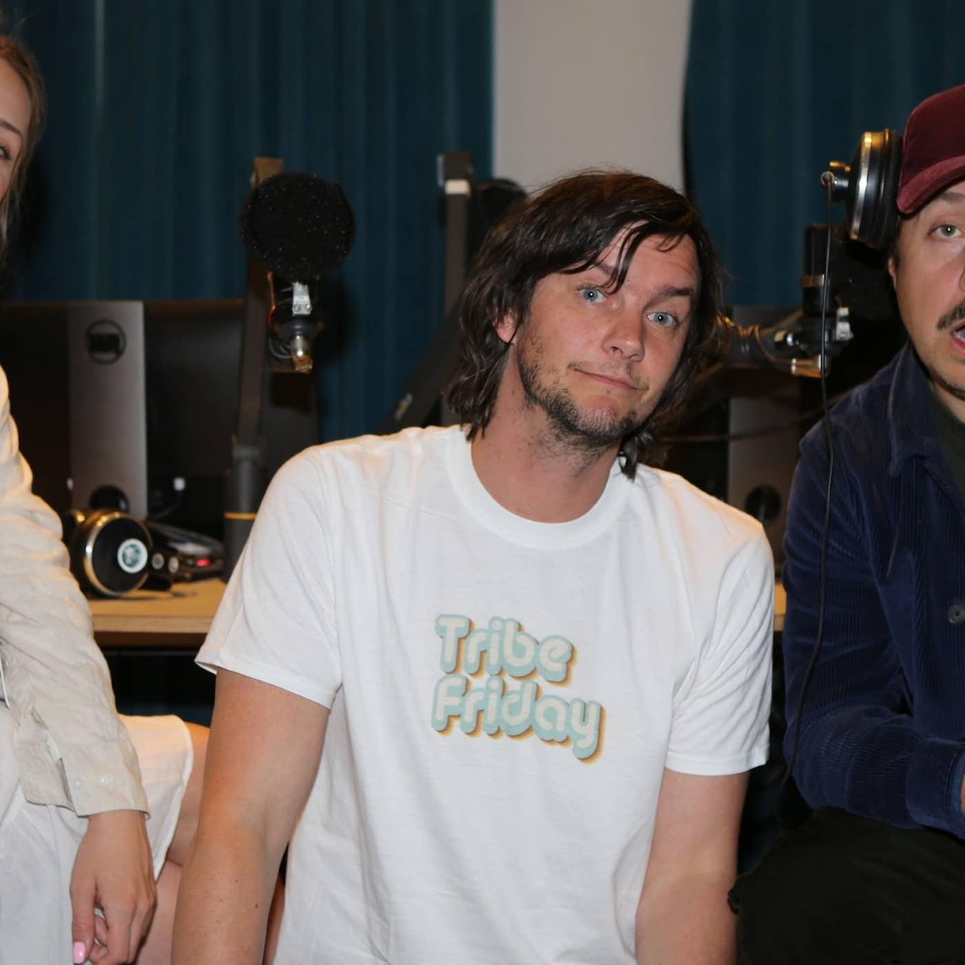P3 med Albin Olsson och Moa Wallin GÄST: David Sundin