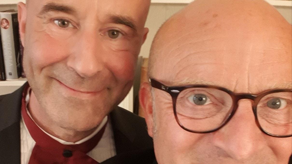 Mark och Jonas: Bröllopsdag!