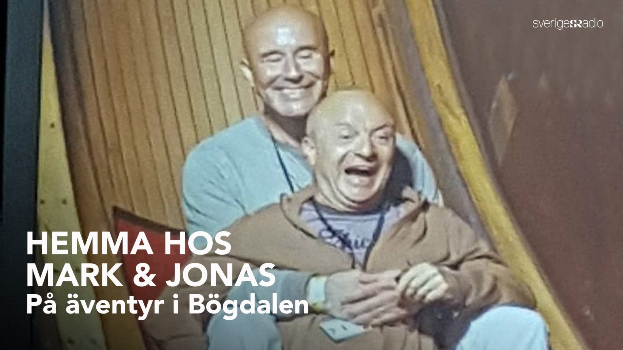 Hemma hos Mark och Jonas: På äventyr i Bögdalen