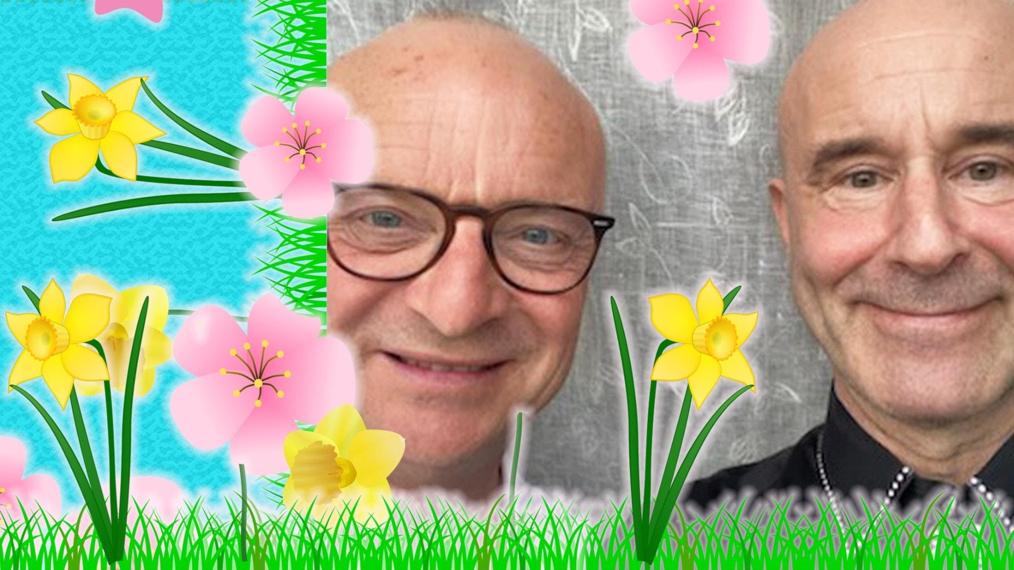 Hemma hos Mark och Jonas: Glad påsk!